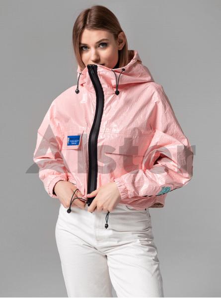 Куртка демісезонна на блискавці