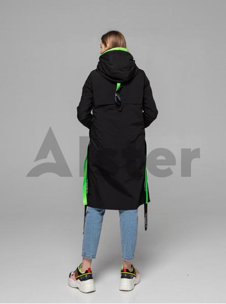 Куртка демісезонна довга