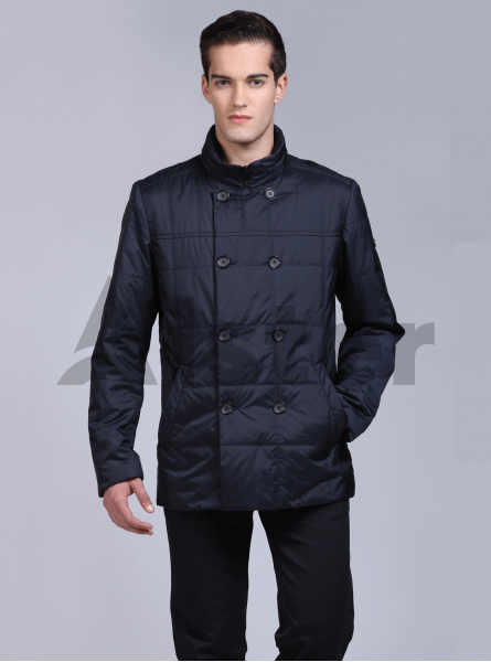Куртка демисезонная мужская на пуговицах