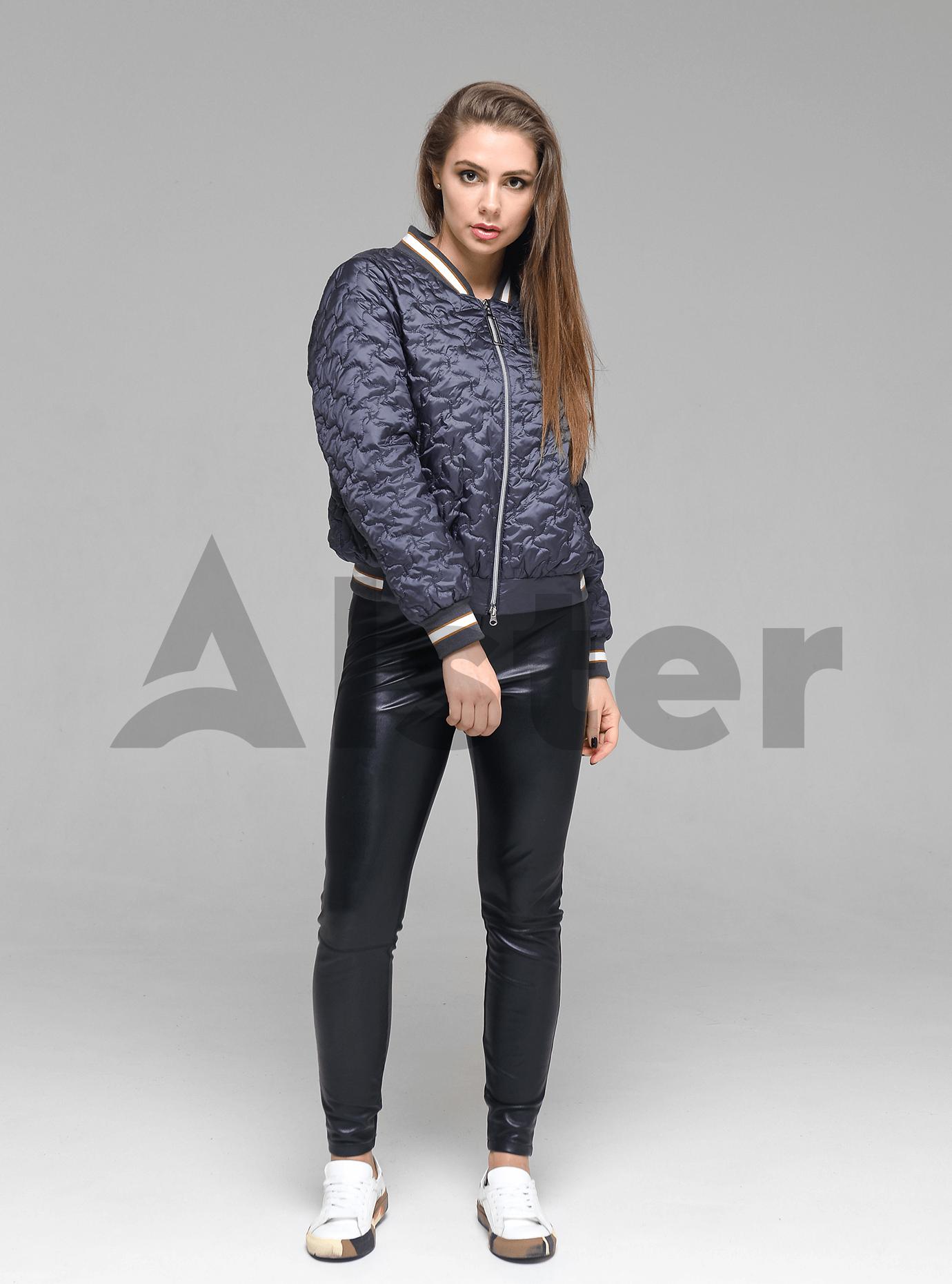 Куртка демисезонная женская Кофейный S (02-D190112): фото - Alster.ua