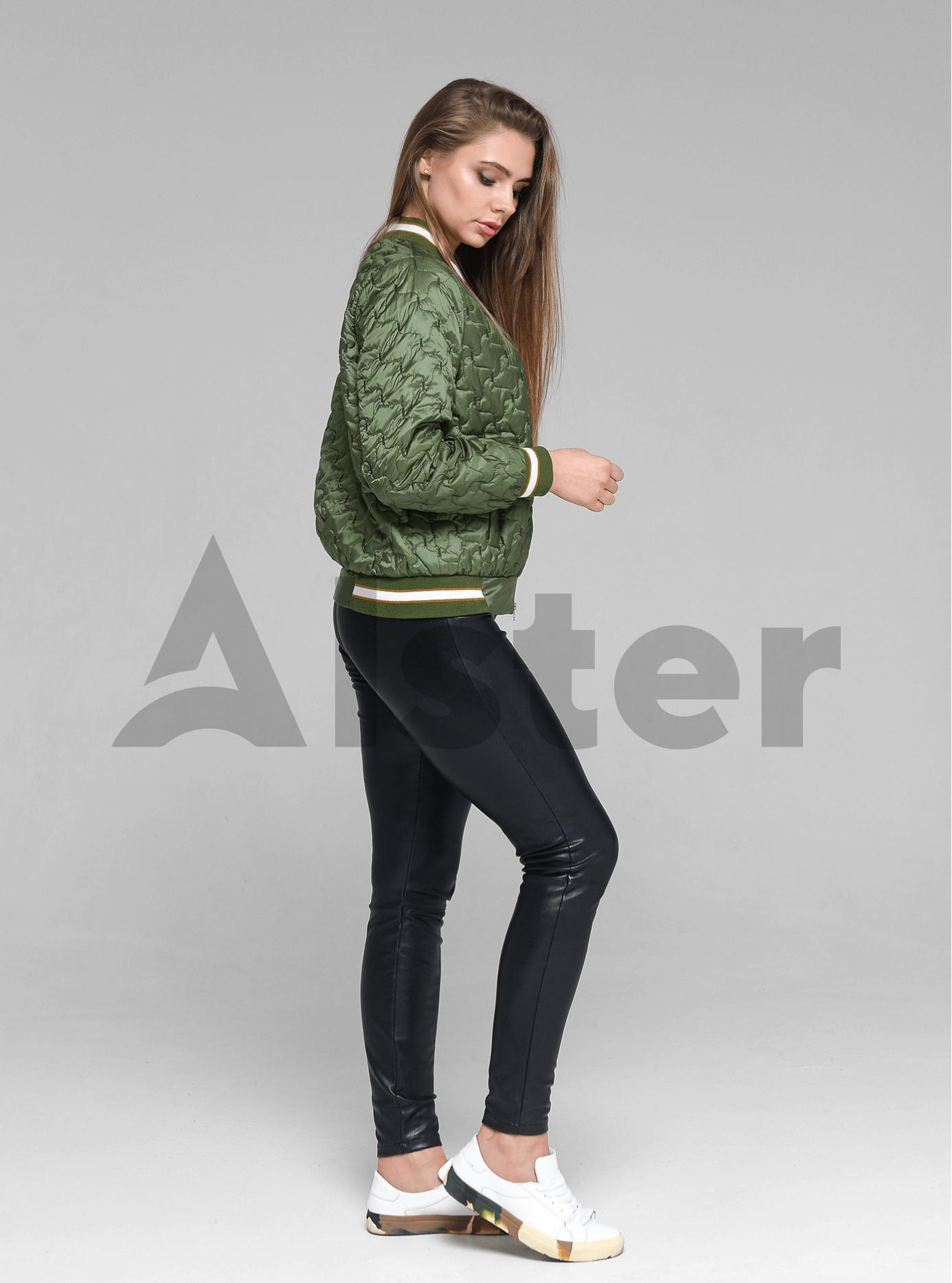 Куртка демисезонная женская Хаки XL (02-D190111): фото - Alster.ua
