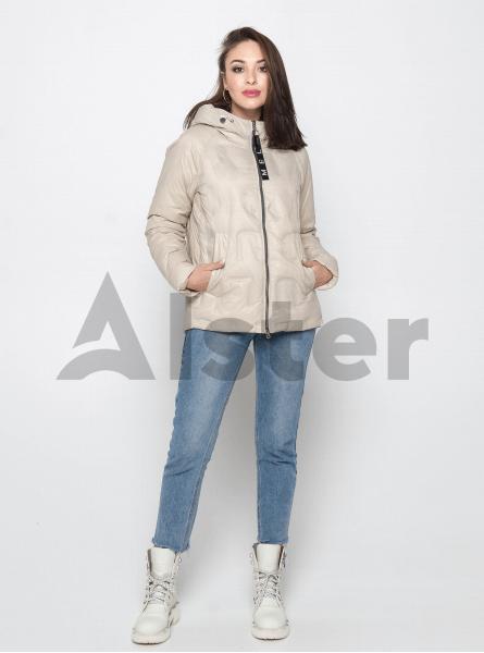 Куртка женская короткая на молнии