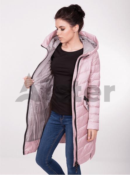 Куртка демисезонная длинная