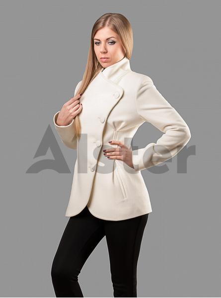 Пальто демисезонное женское приталенное
