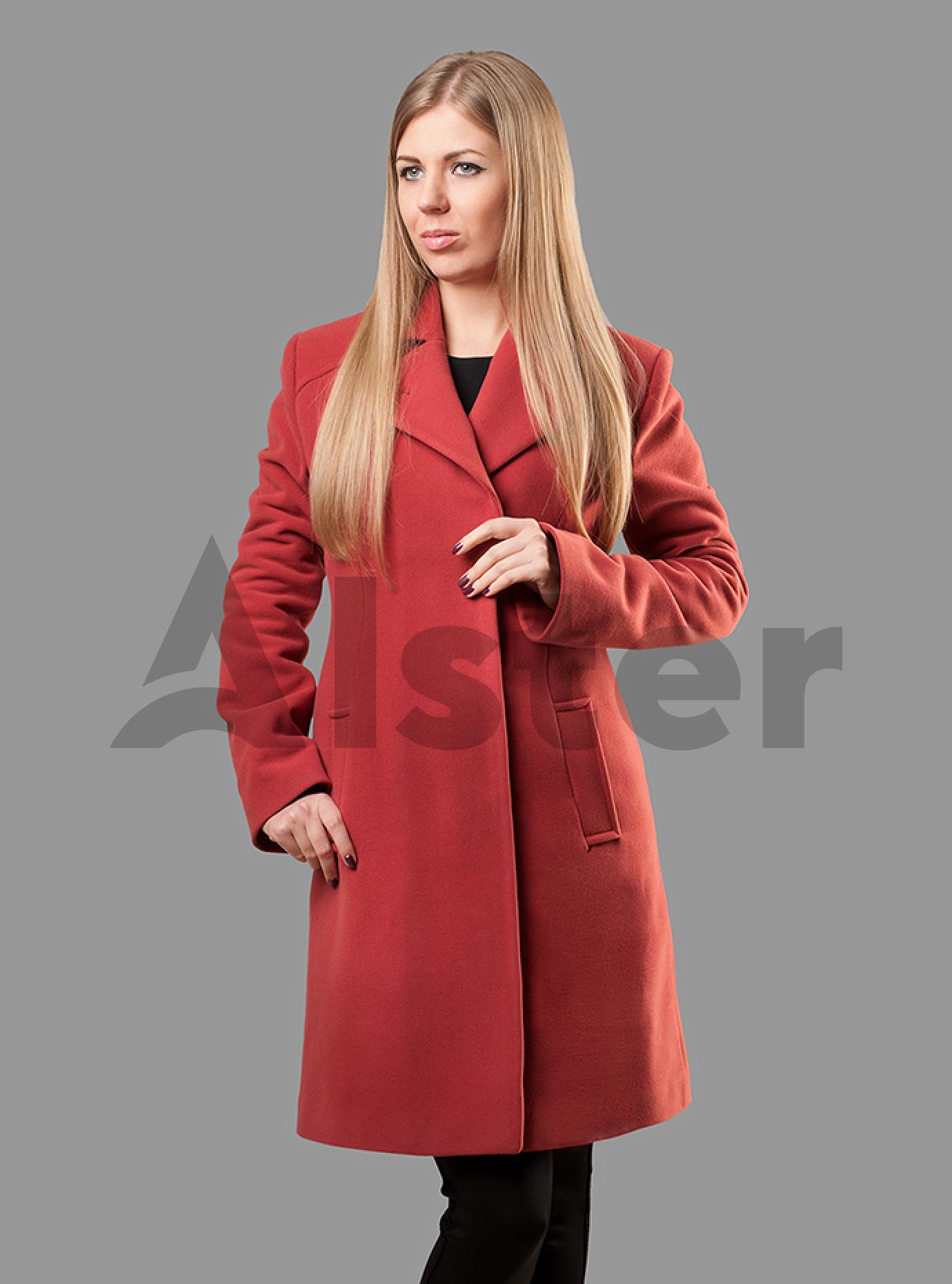 Пальто женское весна-осень Чёрный S (05-ZZ19123): фото - Alster.ua