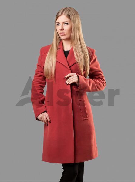 Пальто демисезонное длинное классическое