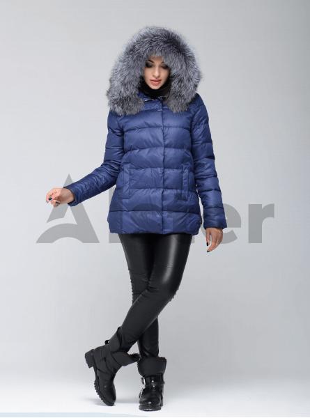 Зимняя куртка женская на молнии