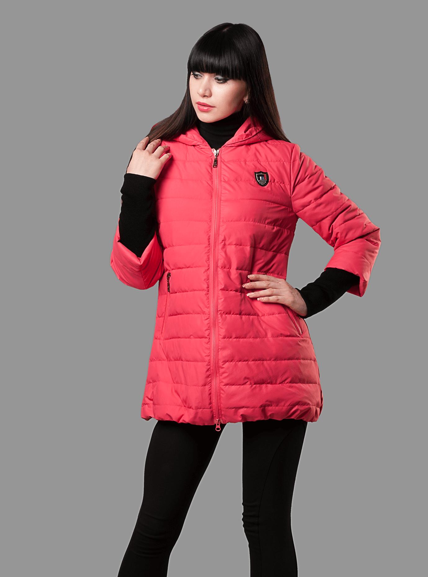 Куртка демисезонная женская Зелёный S (01-RR16002): фото - Alster.ua