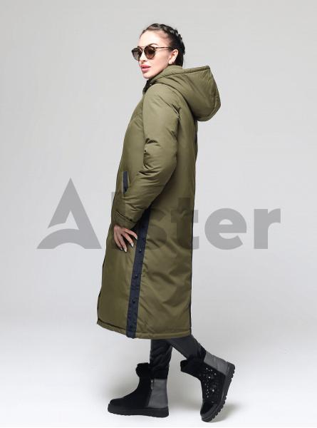 Пальто зимнее женское прямое