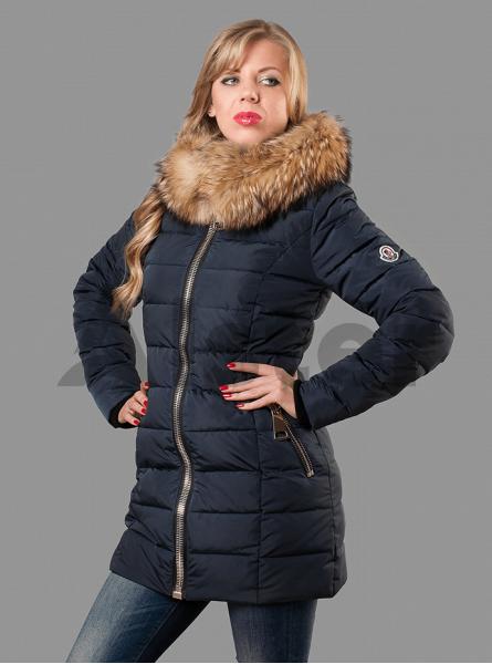 Женская куртка зимняя с мехом
