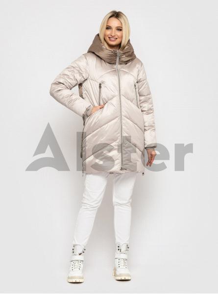 Жіноча подовжена куртка BatterFlei