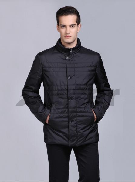 Куртка демісезонна чоловіча з гудзиками