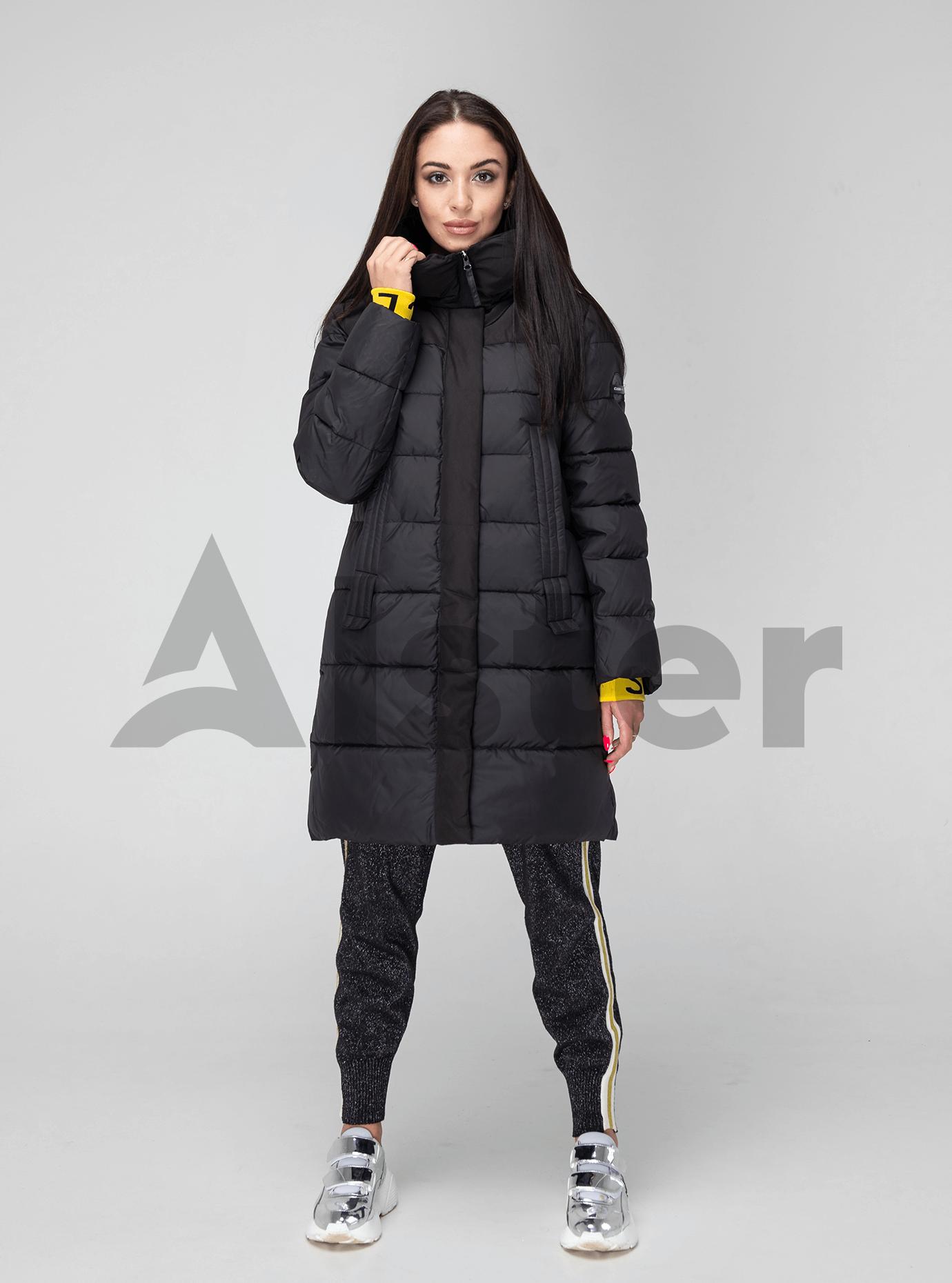 Зимняя женская куртка Чёрный L (02-190162): фото - Alster.ua