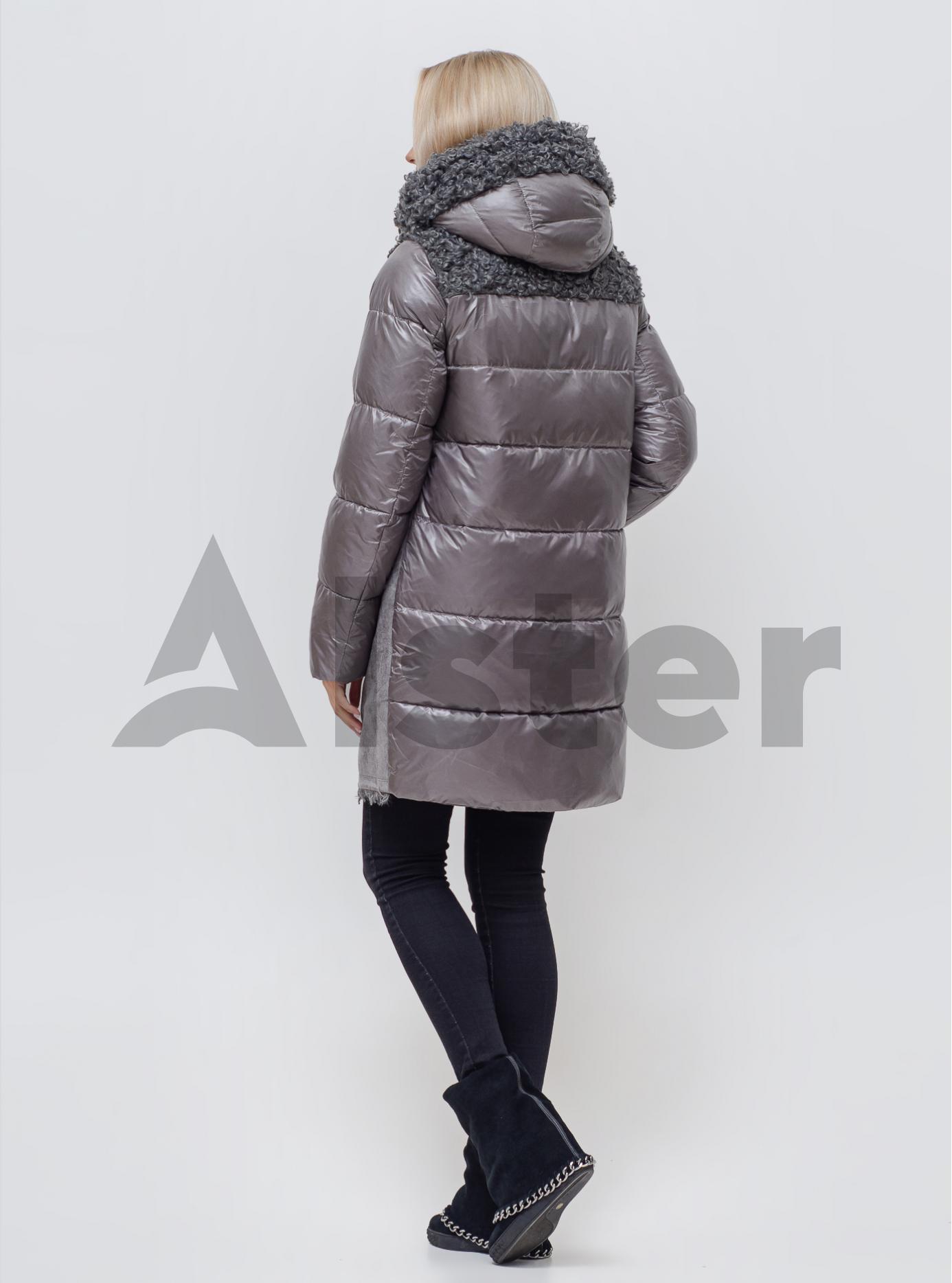Зимняя женская куртка Серебро 38 (06-KL201035): фото - Alster.ua