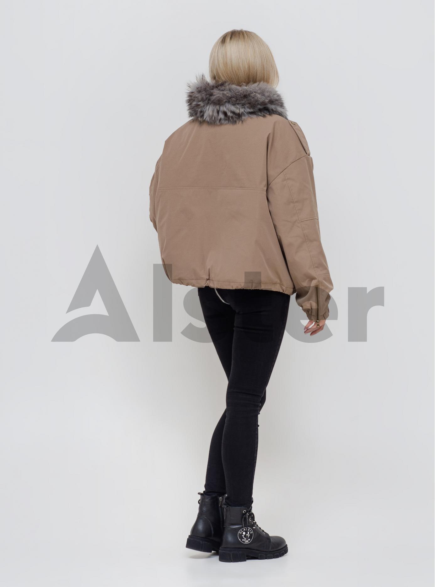 Куртка зимова жіноча Бронзовий L/XL (06-KL201216): фото - Alster.ua
