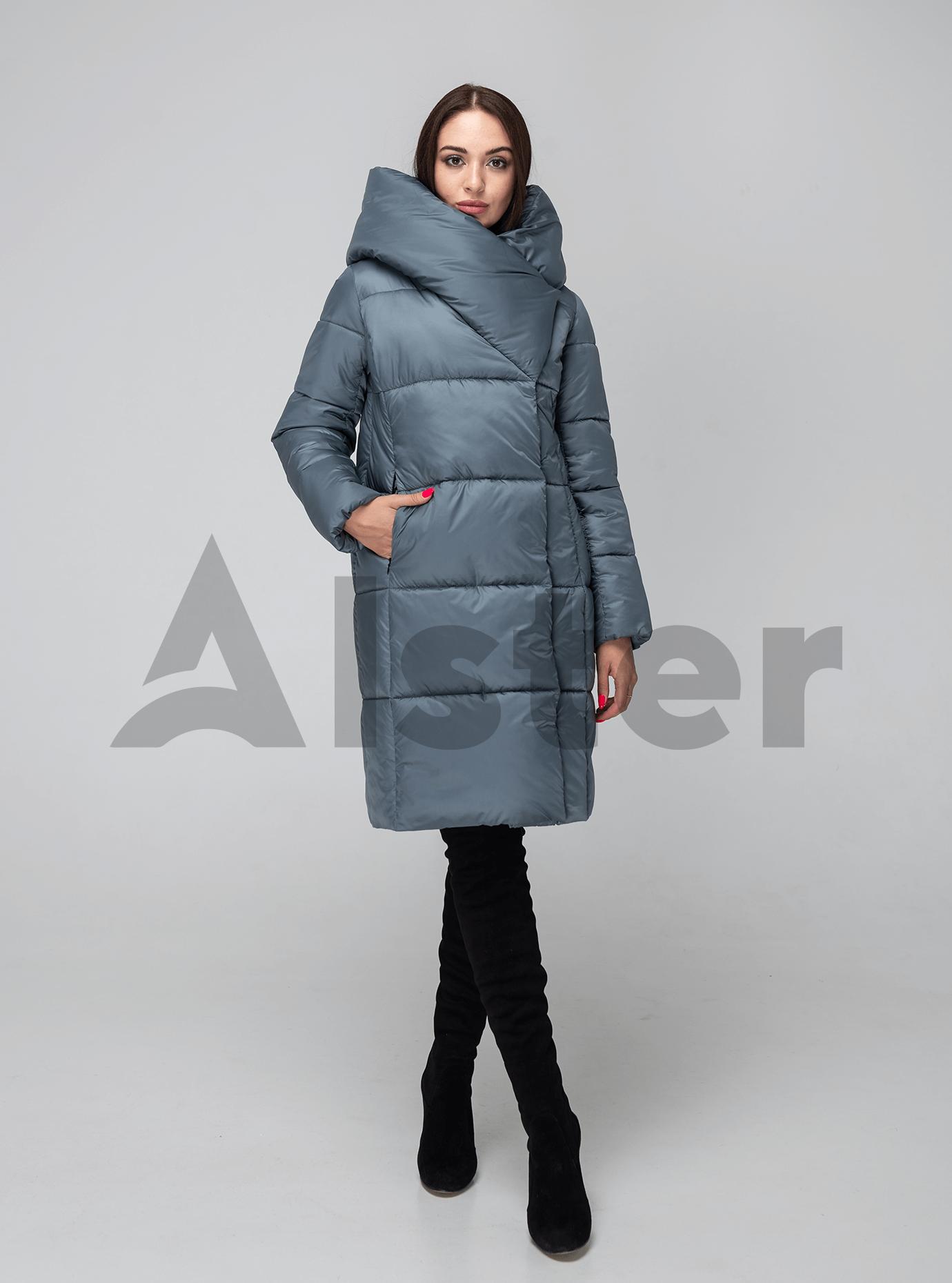 Куртка женская зимняя с капюшоном Маренго 42 (02-KT190379): фото - Alster.ua
