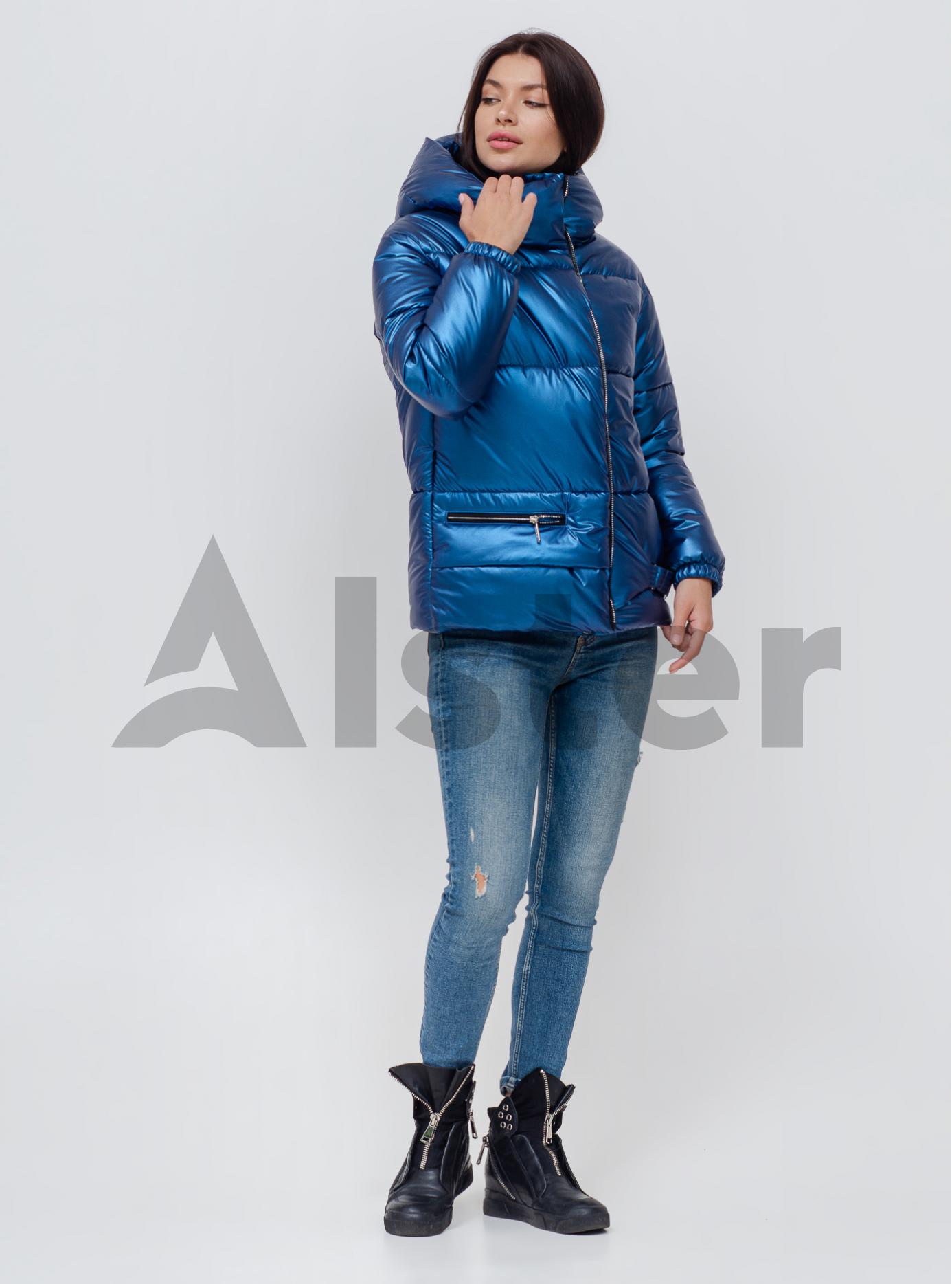 Женская зимняя куртка Джинс 40 (02-KL201035): фото - Alster.ua