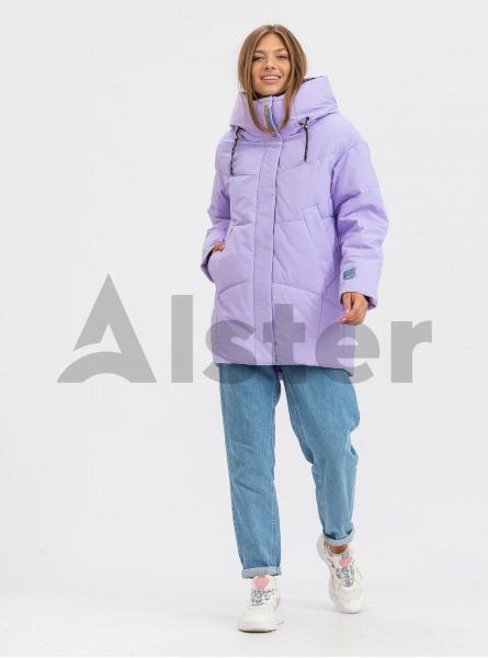Жіноча зимова куртка середньої довжини OLANMEAR