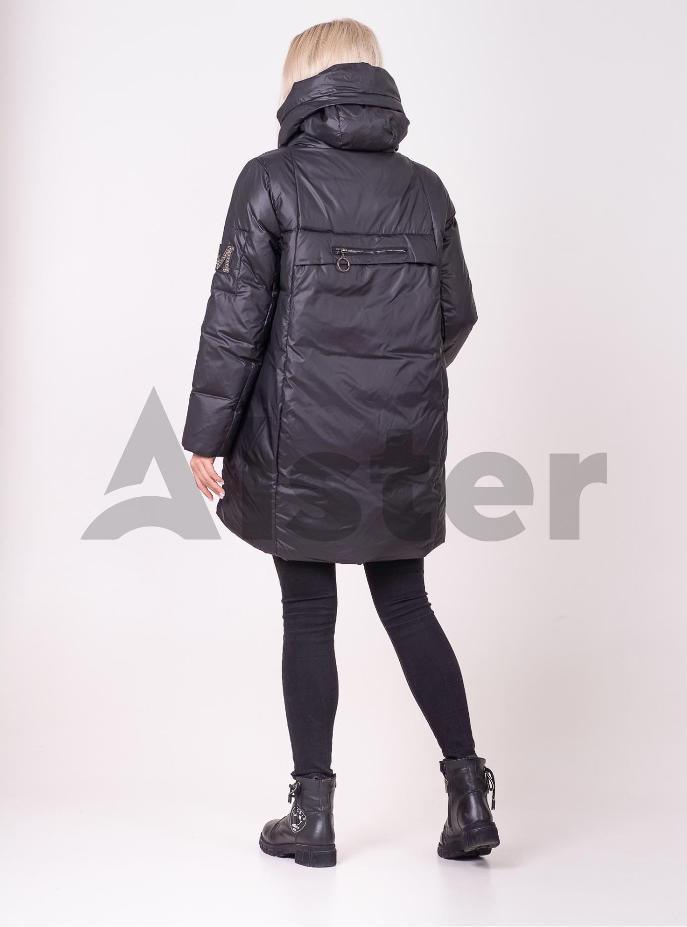 Жіноча зимова куртка Чорний S (01-210109): фото - Alster.ua