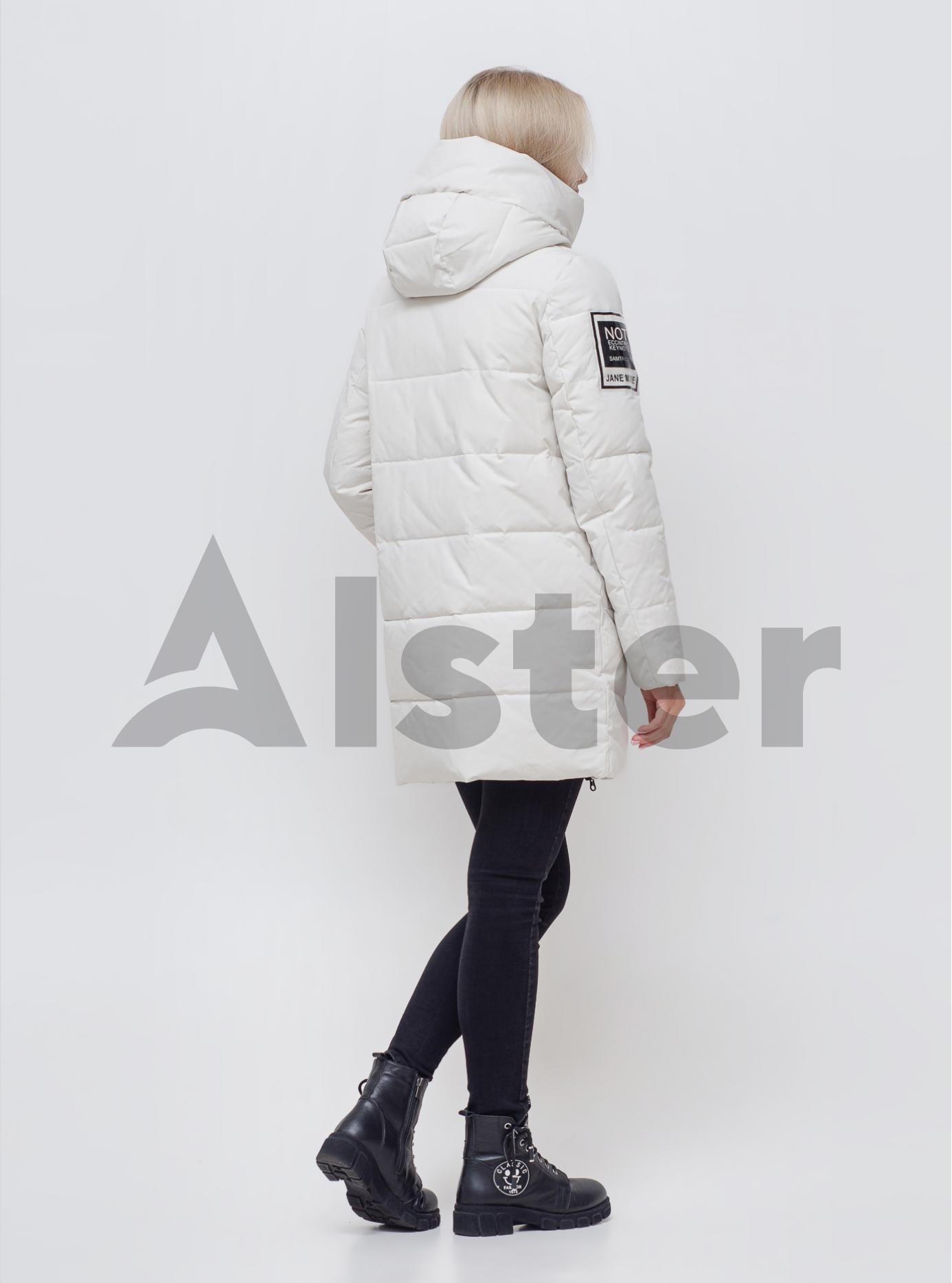Куртка зимняя женская Белый S (06-KL201120): фото - Alster.ua