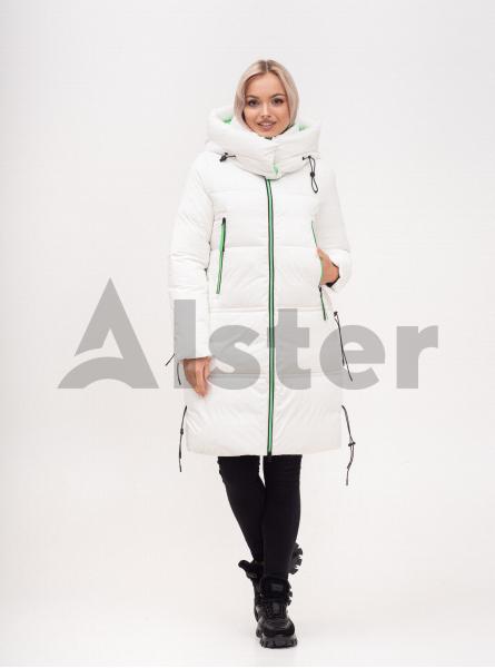 Куртка зимняя длинная со съемным капюшоном