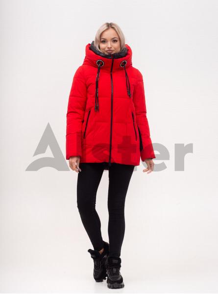 Куртка зимняя средней длины