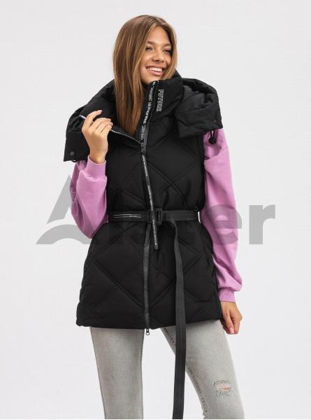 Жіноча зимова куртка трансформер TOWMY