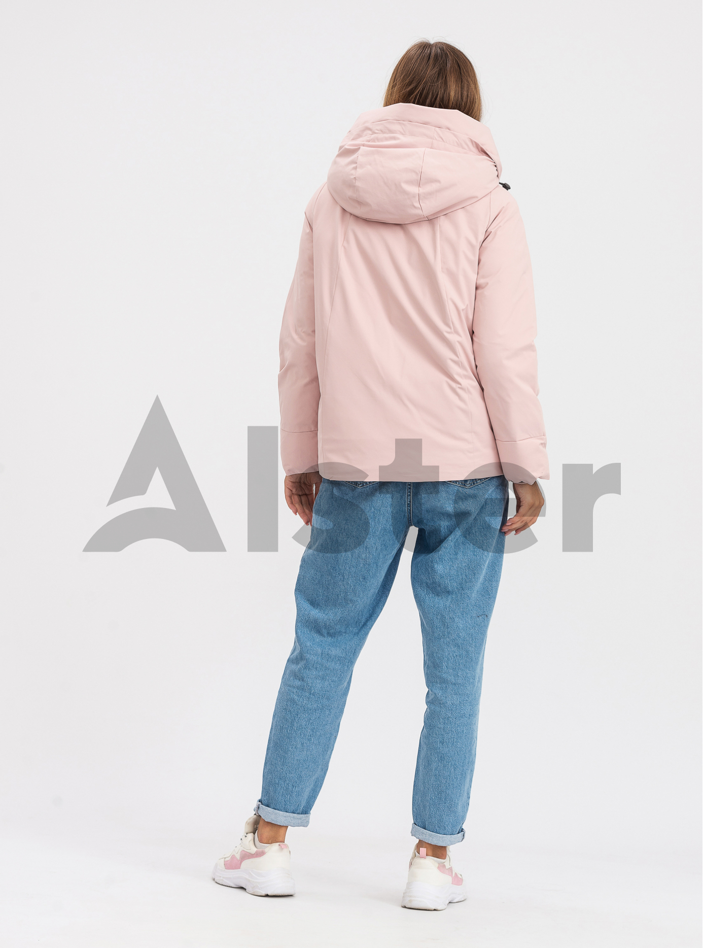 Жіноча зимова куртка TOWMY Пудра XL (TWM3370-09): фото - Alster.ua