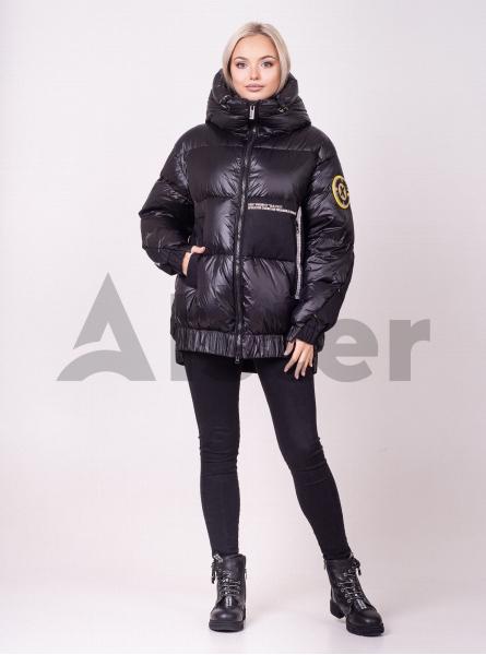 Пуховик зимовий жіночий
