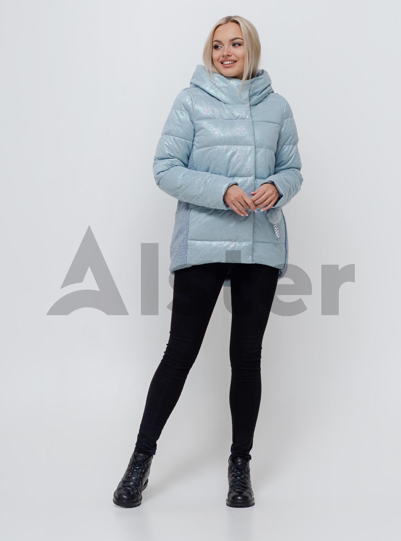 Куртка жіноча зимова Світло-блакитний S (05-SV201064): фото - Alster.ua