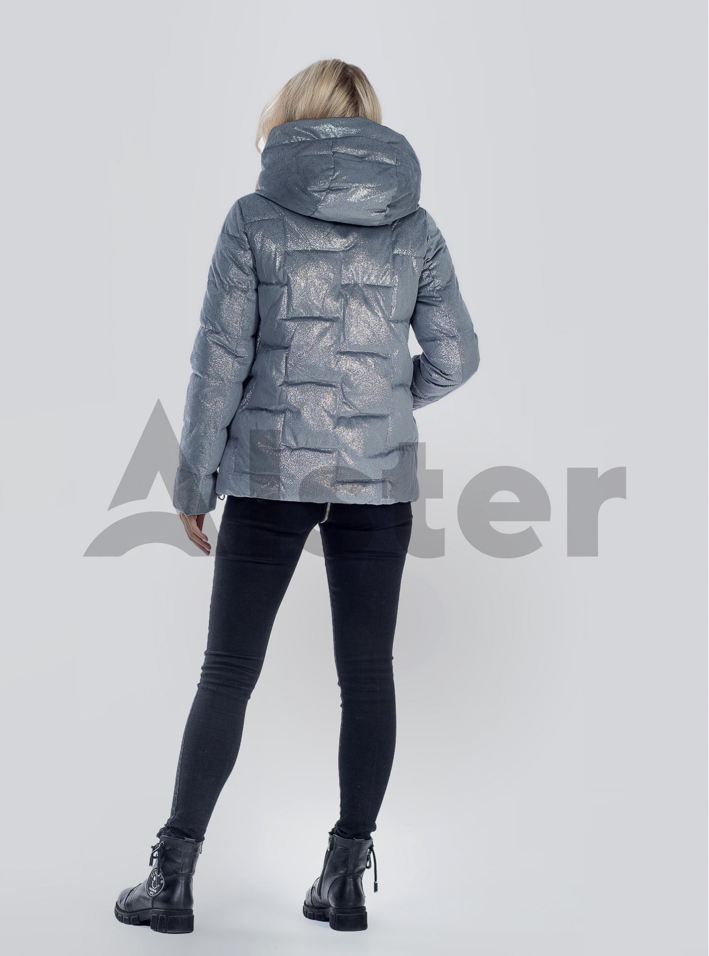 Зимова жіноча куртка Сірий L (05-SV201234): фото - Alster.ua