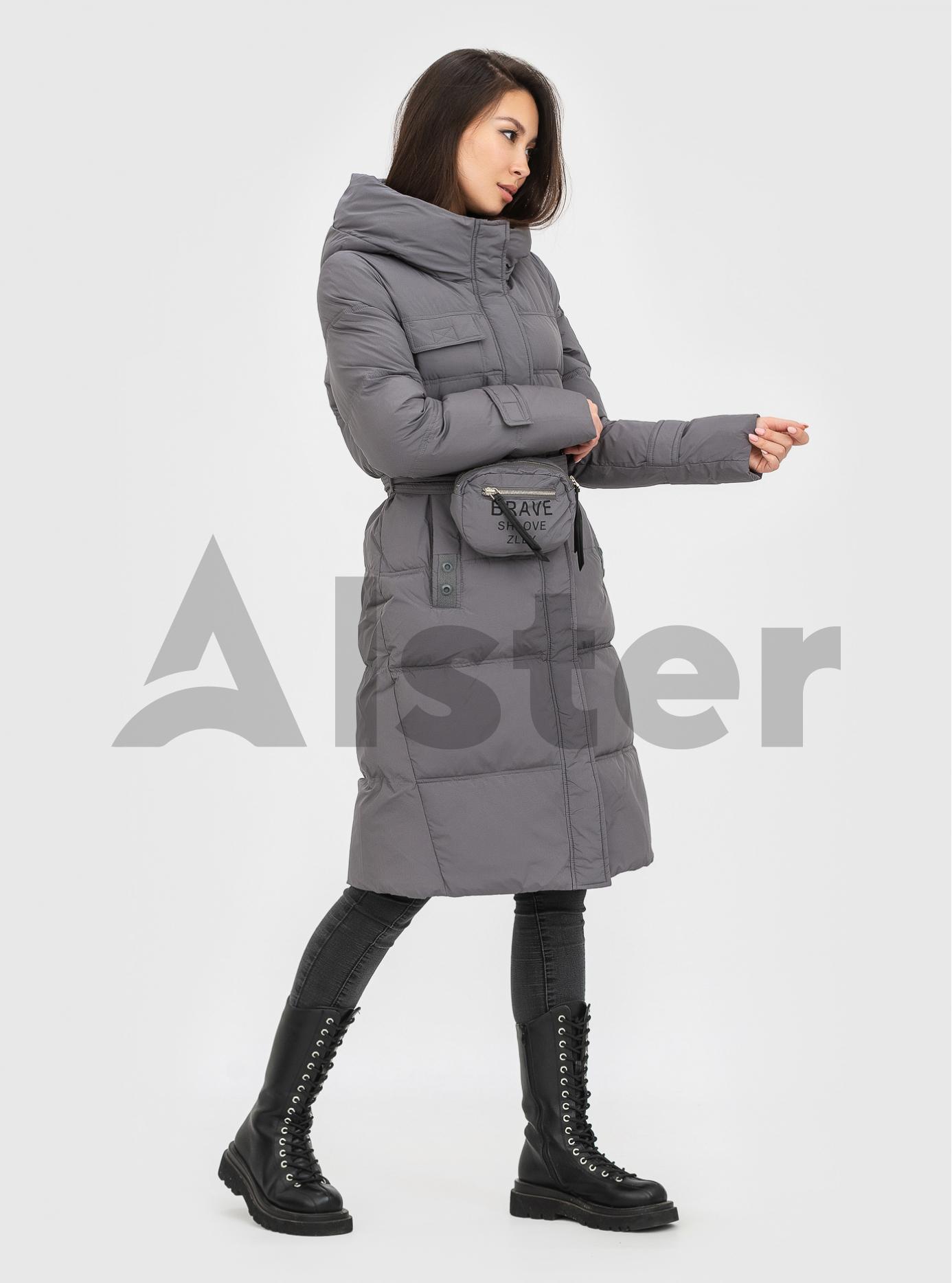 Куртка жіноча зимова ZLLY Чорний M (ZL21196-02): фото - Alster.ua