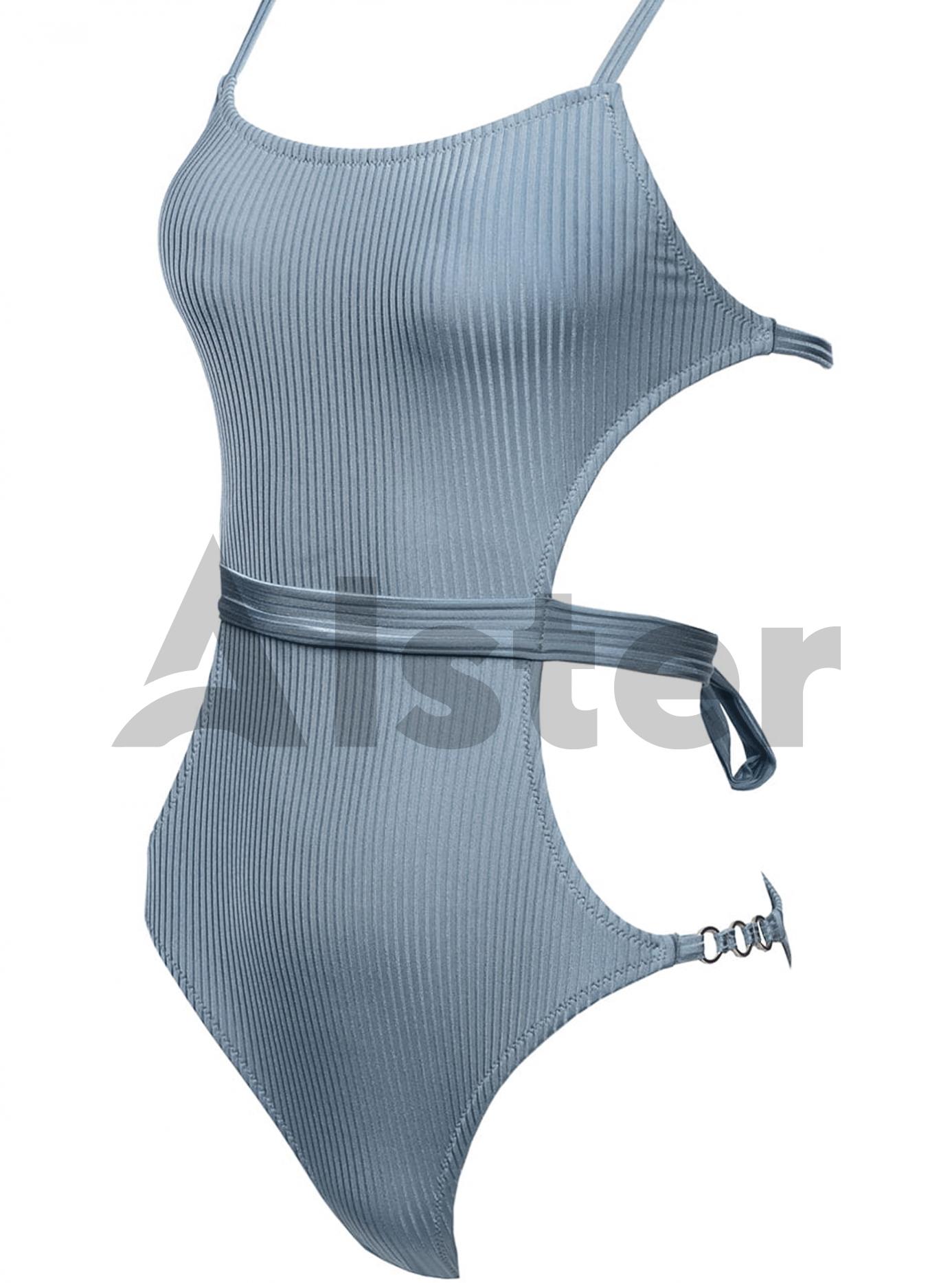 Купальник FEBA F167 Сіро-блакитний L (01-KF21196): фото - Alster.ua