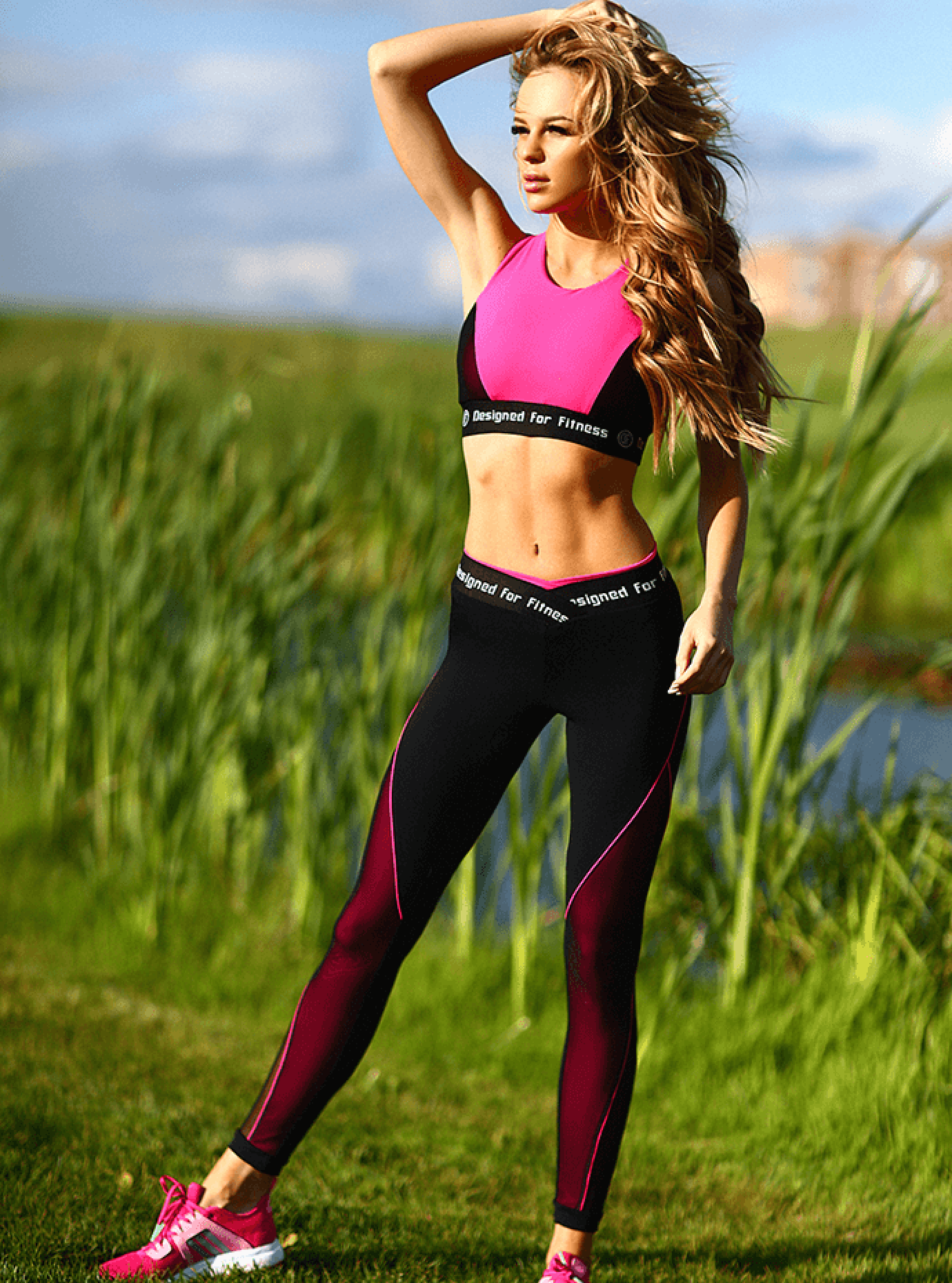 Комплект женский Pro Lollipop Bra Серый S (01-F171137): фото - Alster.ua