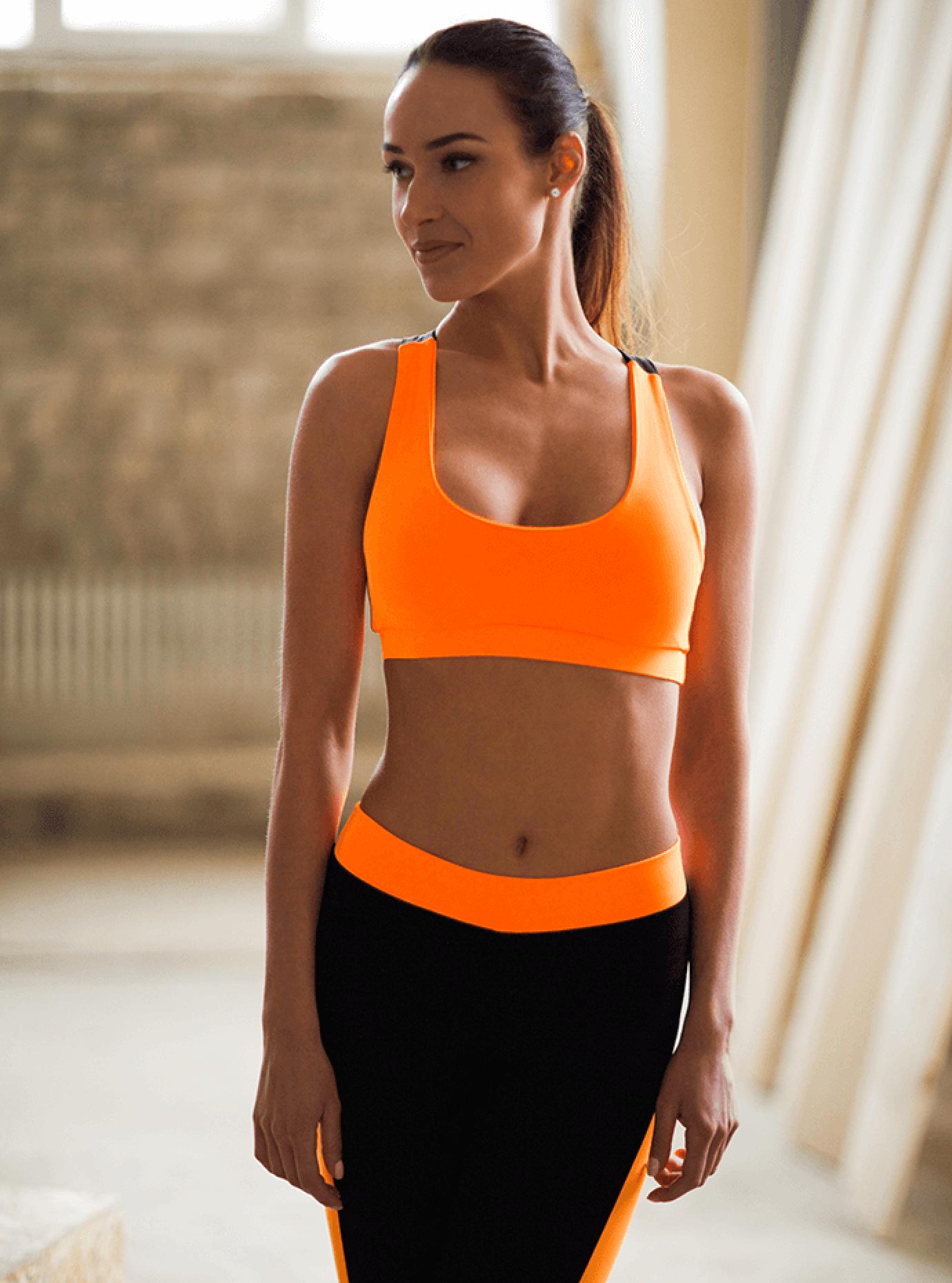 Топ женский Basic Orange Серый S (01-F171158): фото - Alster.ua