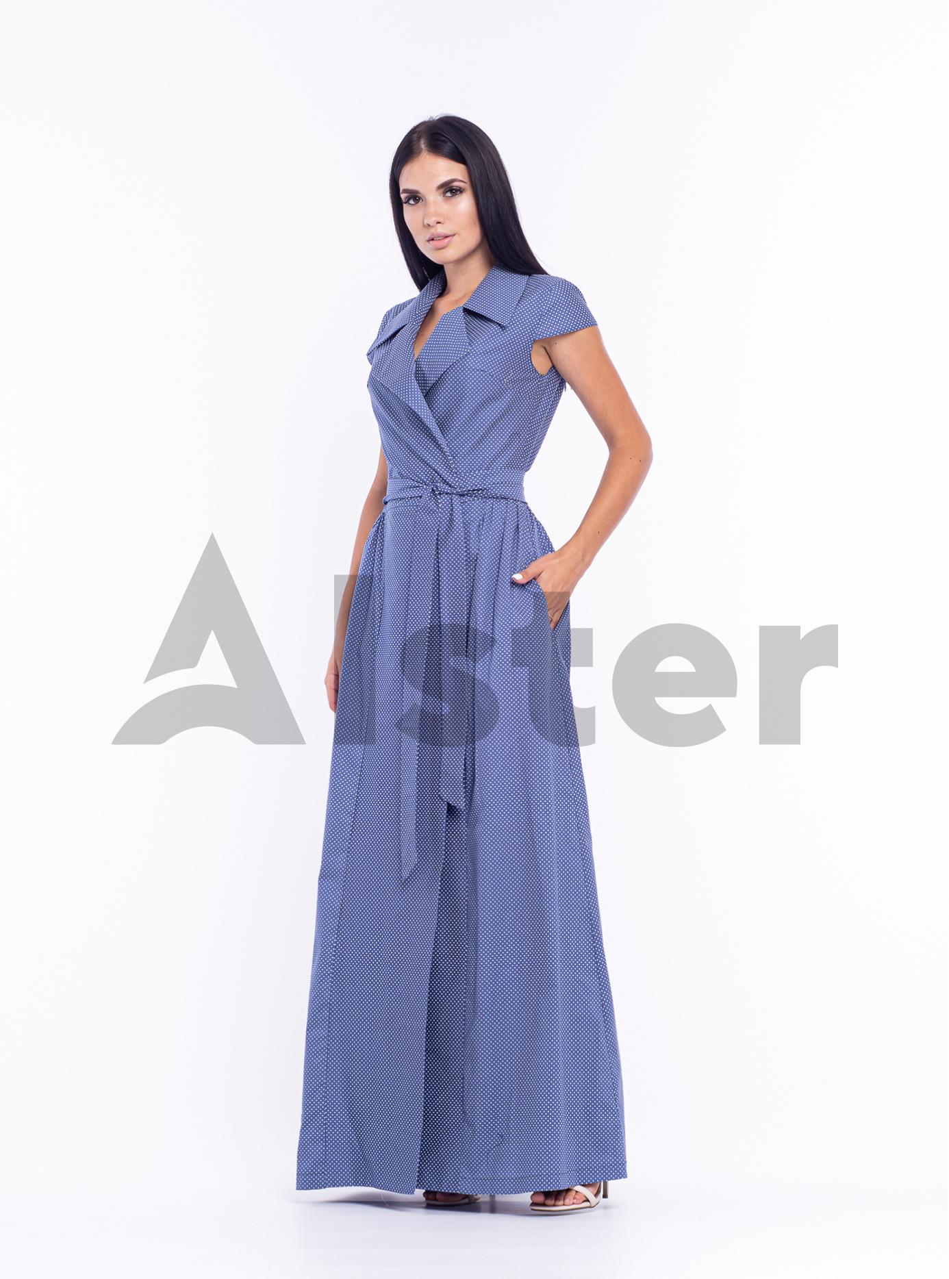 Платье длинное Джинс 44 (04-8987985): фото - Alster.ua