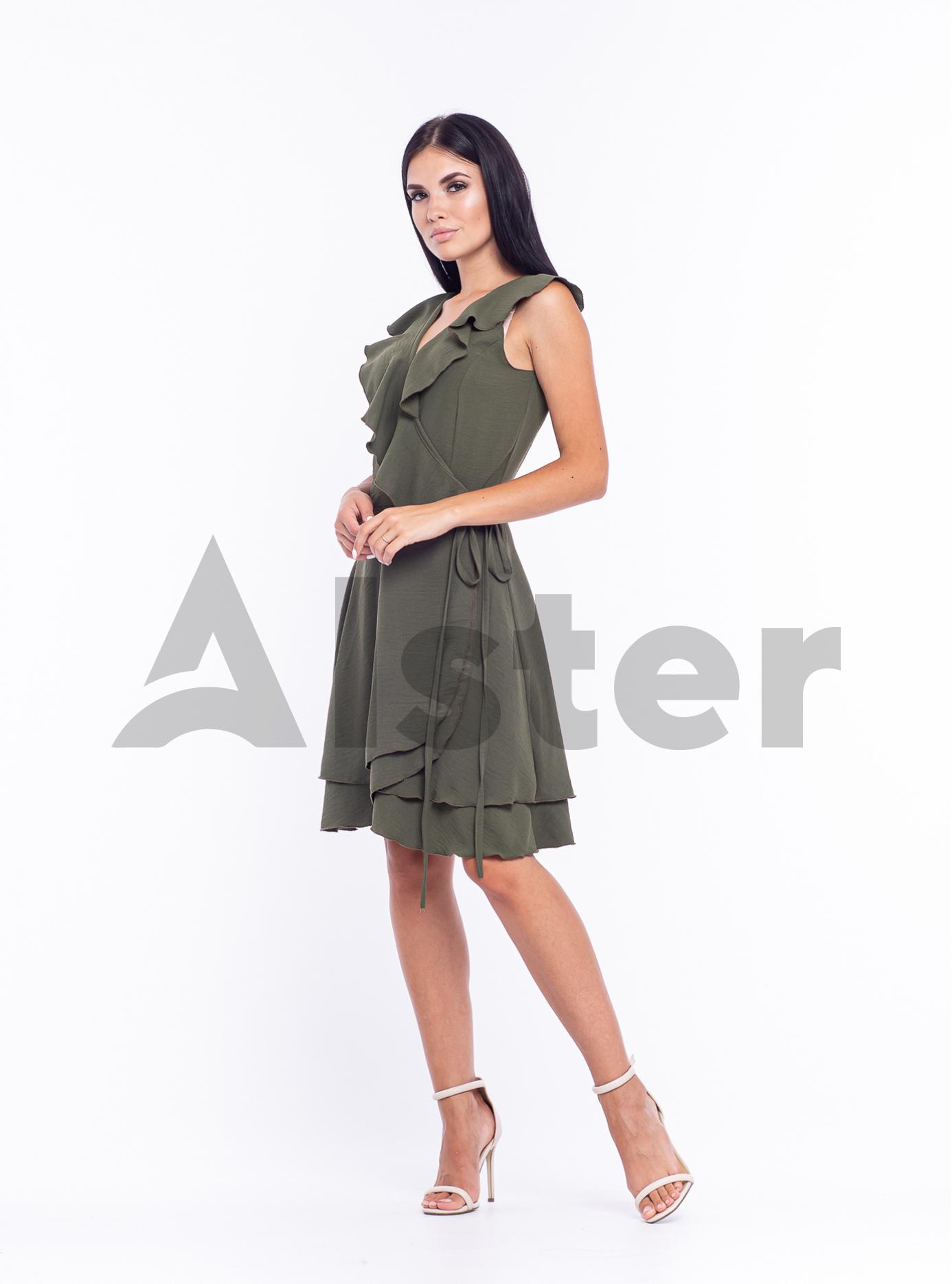 Платье Lambada Хаки 44 (04-8987952): фото - Alster.ua