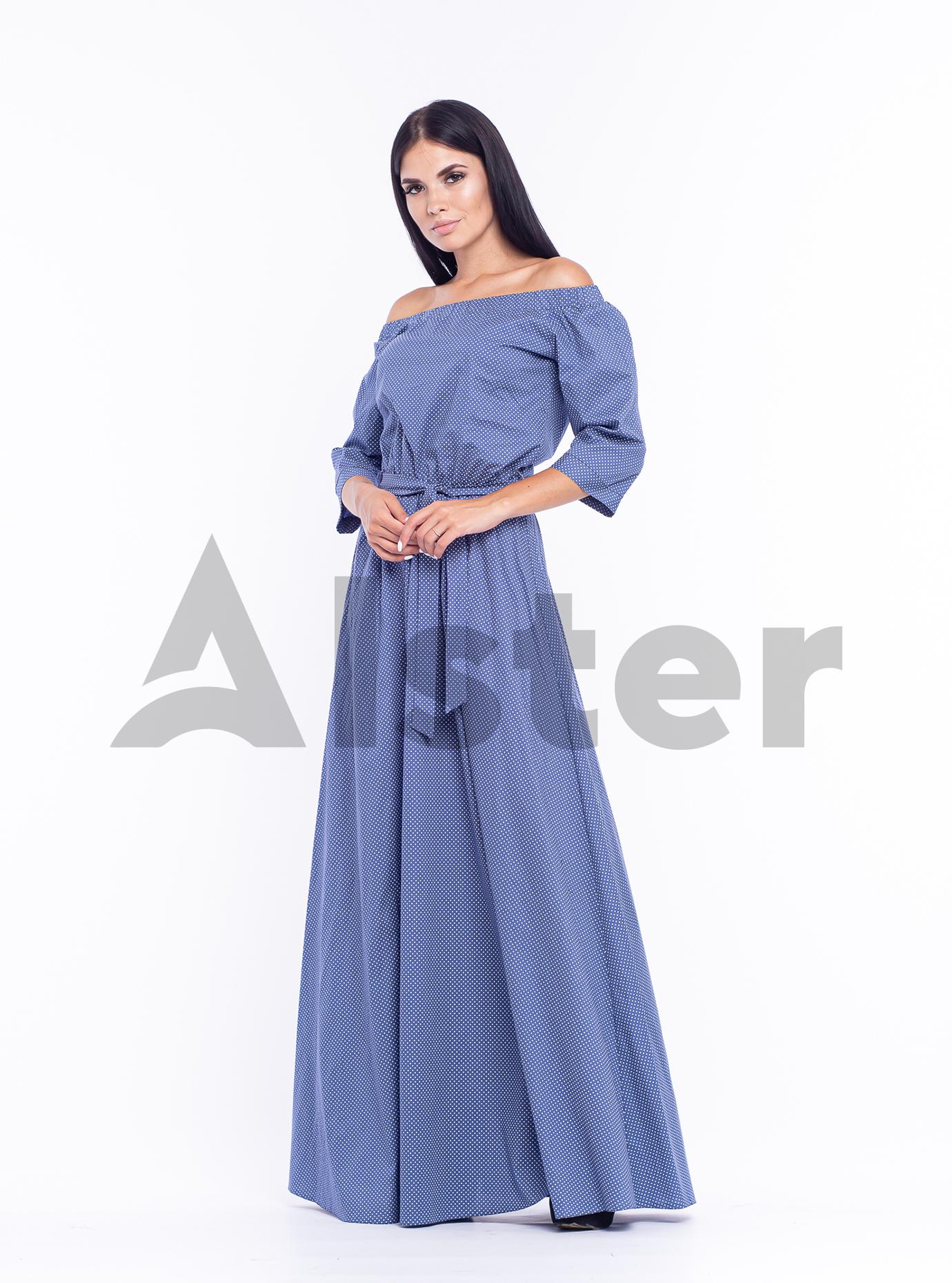 Платье длинное Матрена Джинс 44 (04-8987992): фото - Alster.ua