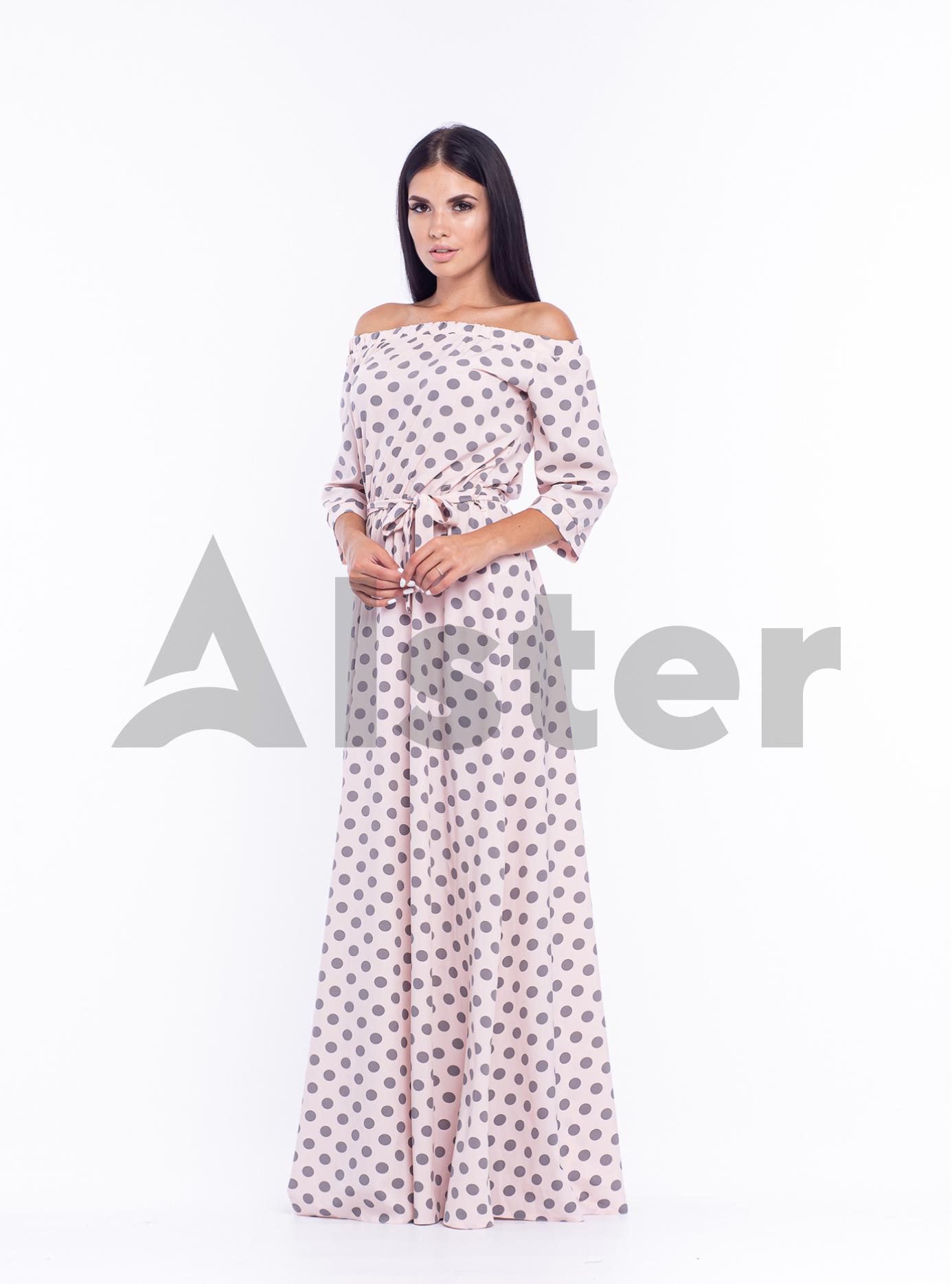 Платье длинное Матрена Светло розовый 46 (04-8987990): фото - Alster.ua