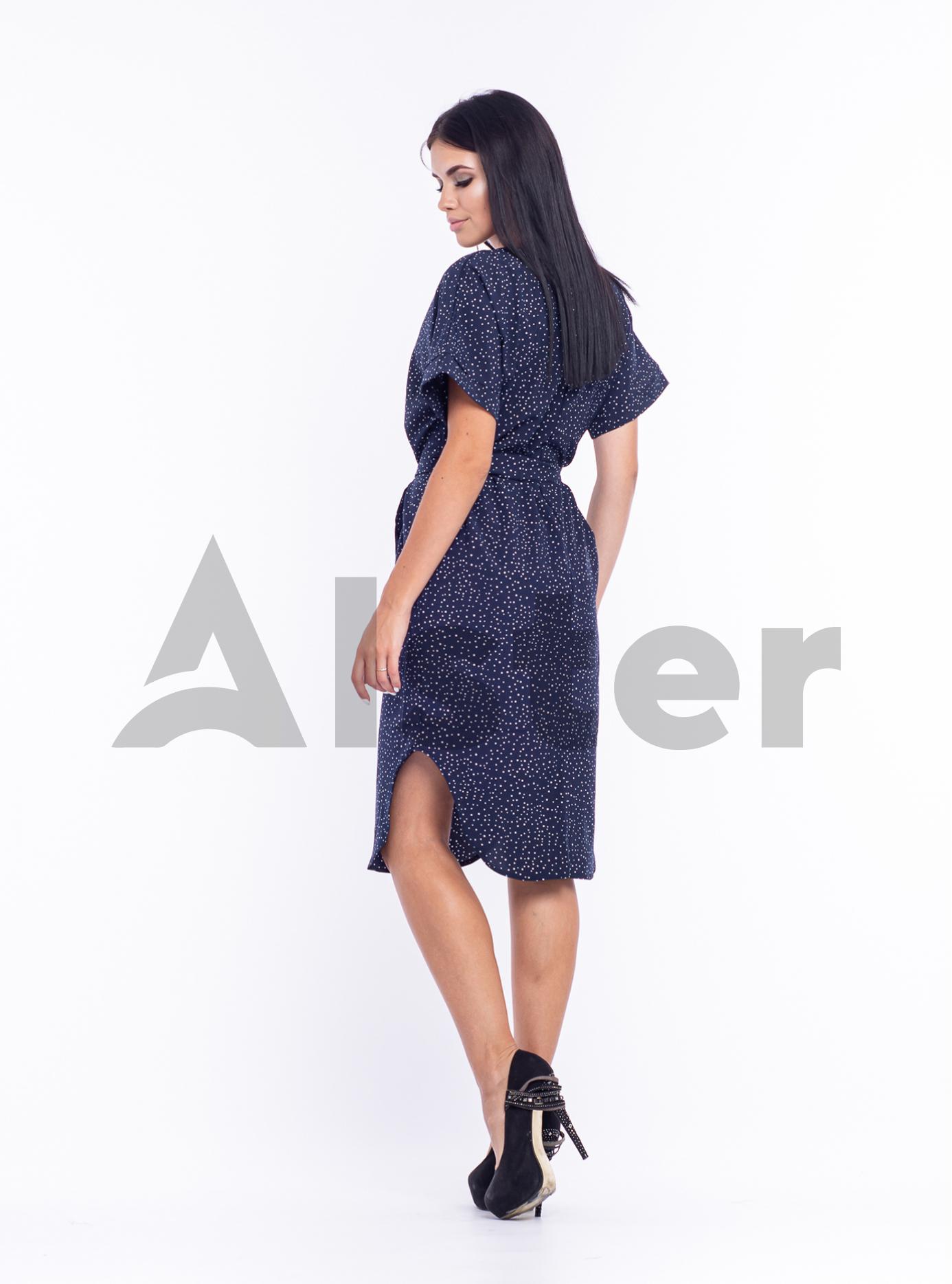 """Платье """"Нюр"""" Синий S (04-8987999): фото - Alster.ua"""