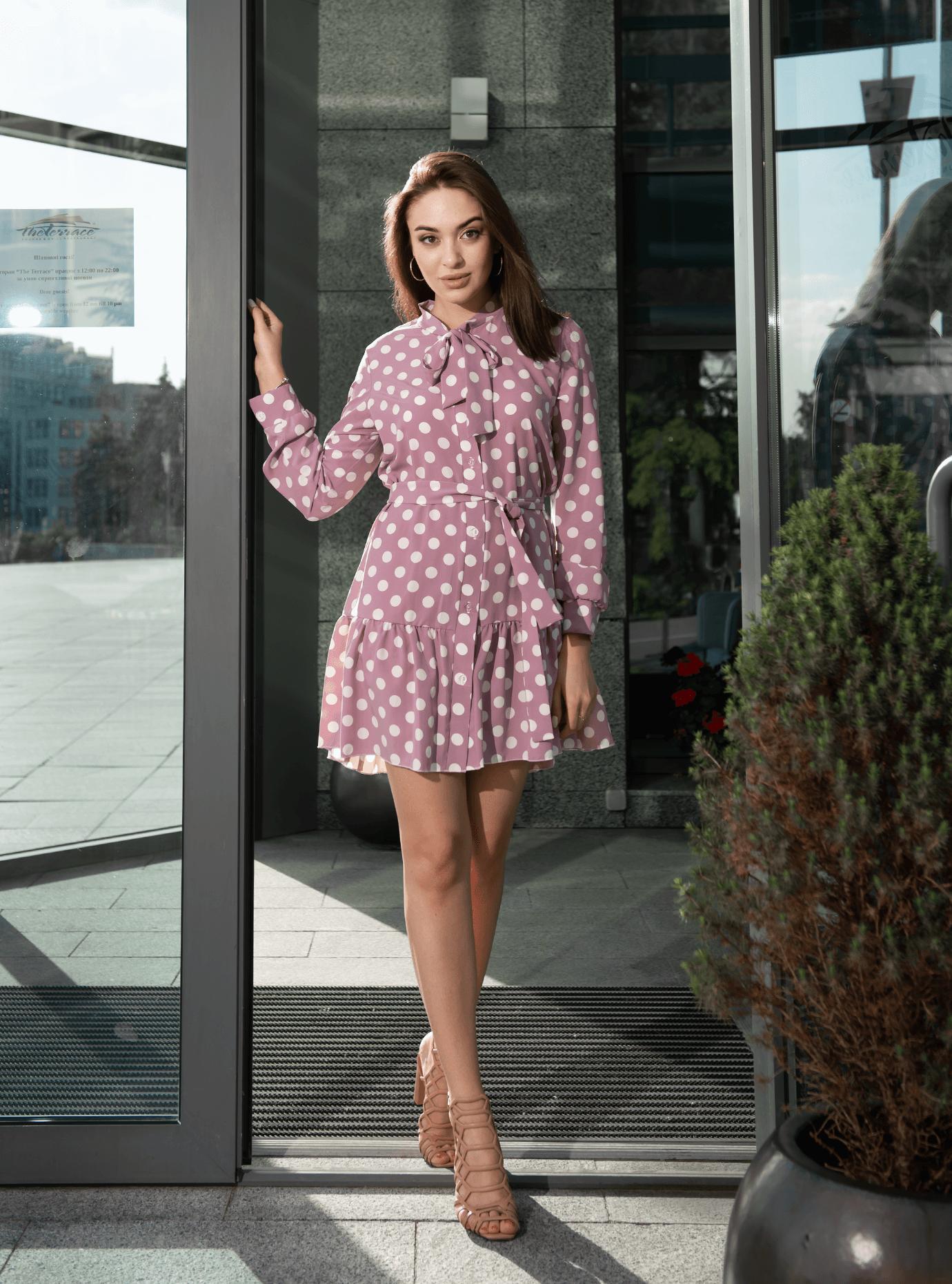 Платье Nusha Розовый S-M (04-8987893): фото - Alster.ua