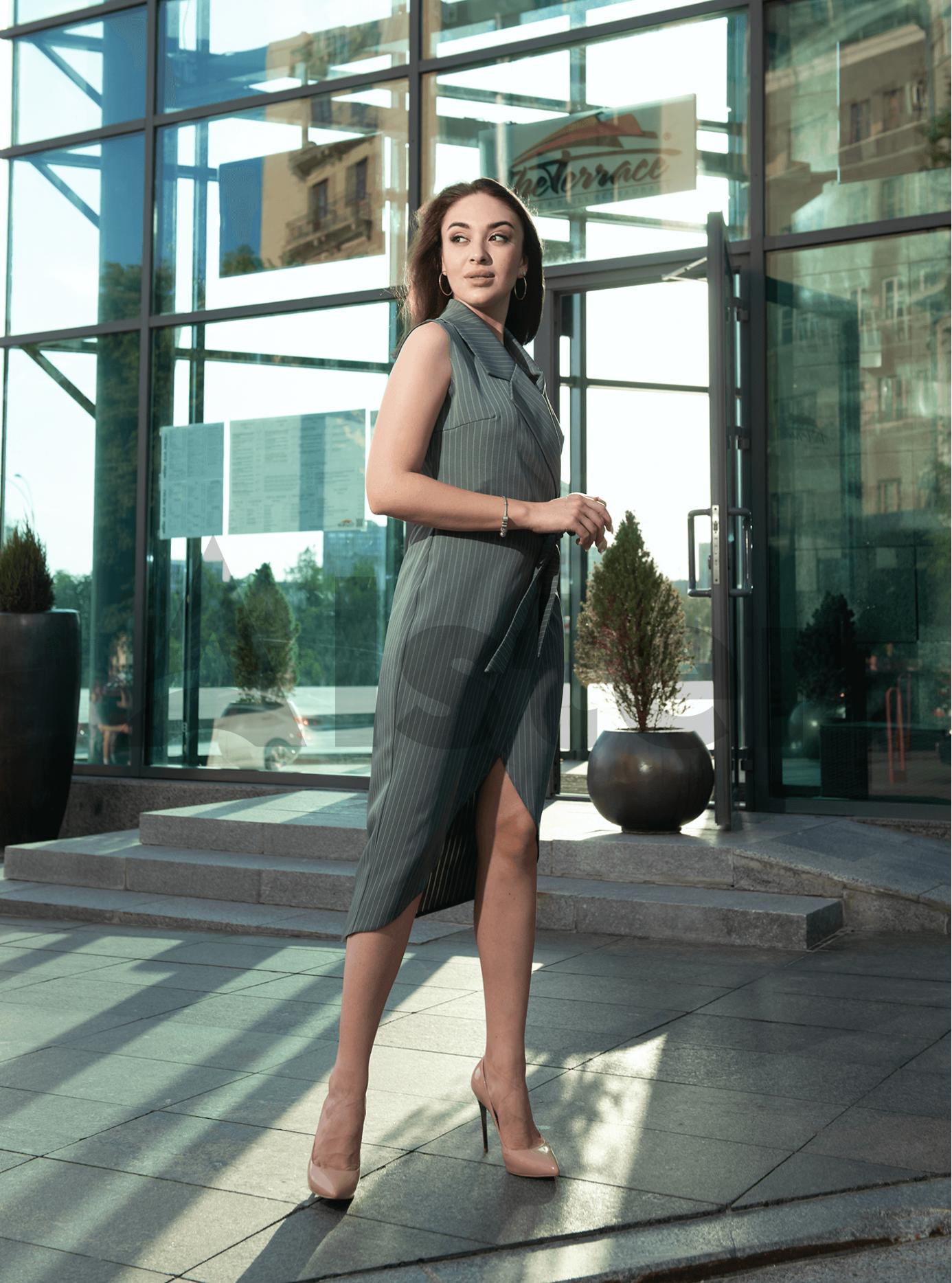 Платье Ping Хаки S (04-8987894): фото - Alster.ua