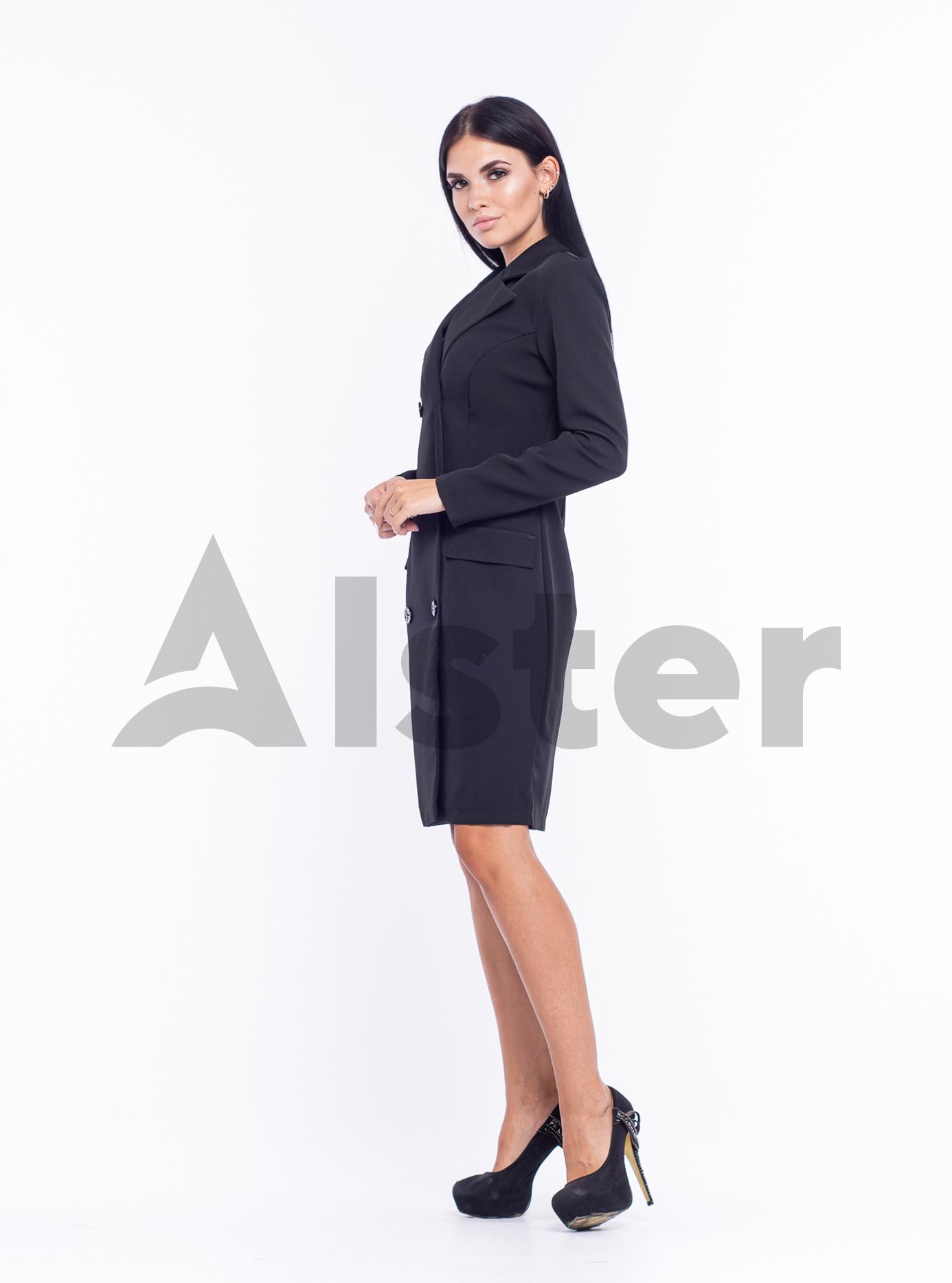 Платье Pugo Чёрный 46 (04-8987951): фото - Alster.ua