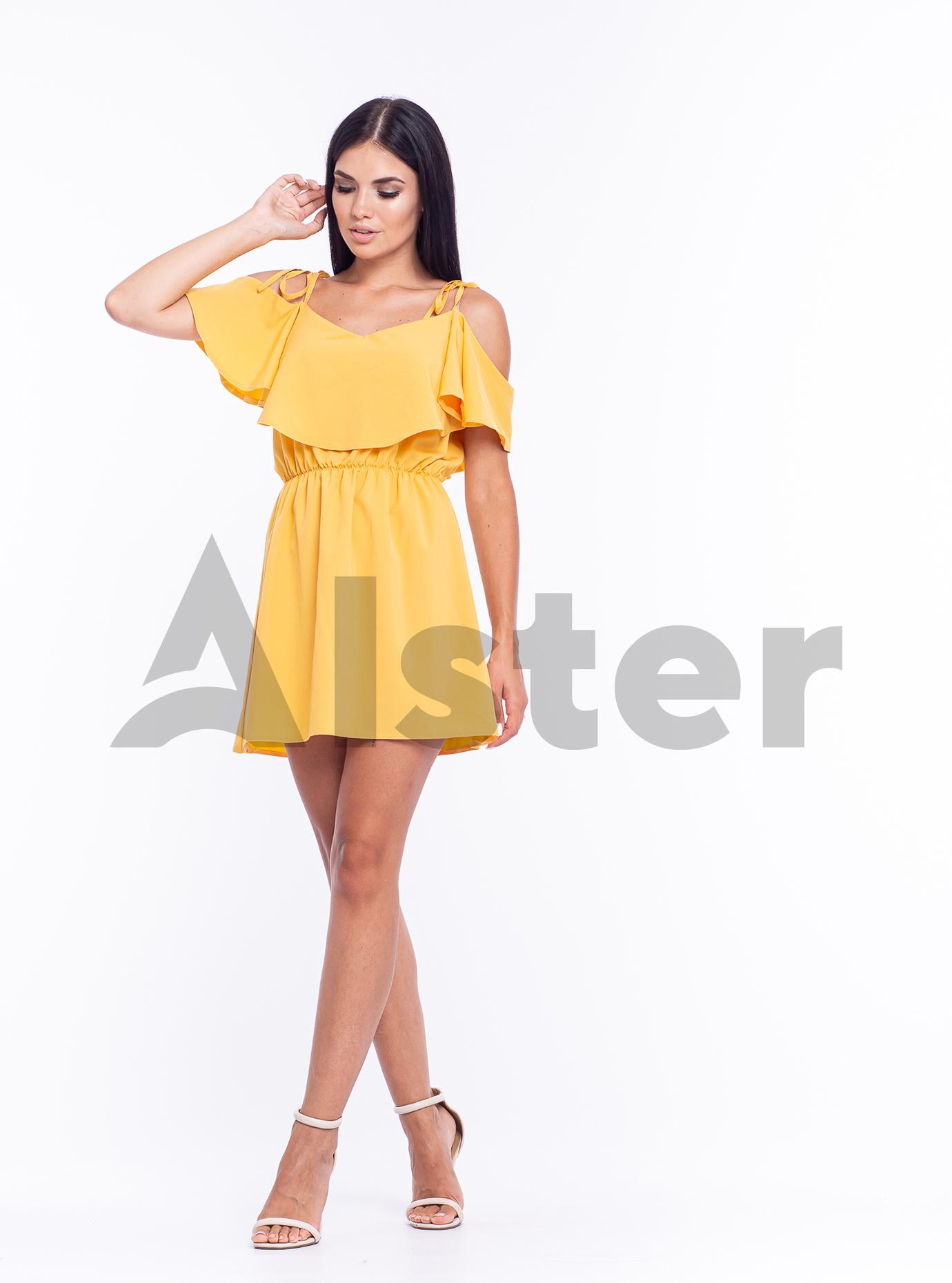 Платье Volan Жёлтый 42 (04-8987965): фото - Alster.ua