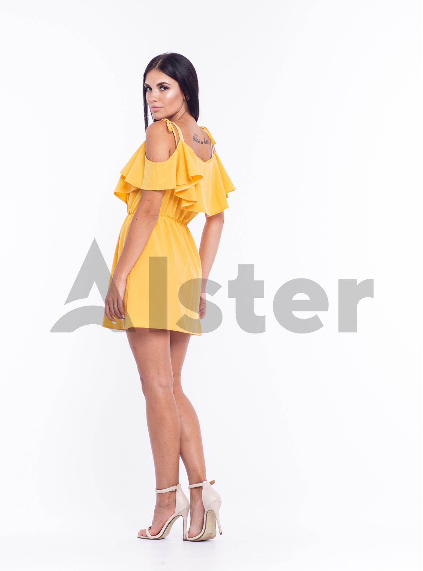 Платье Volan Жёлтый 46 (04-8987967): фото - Alster.ua