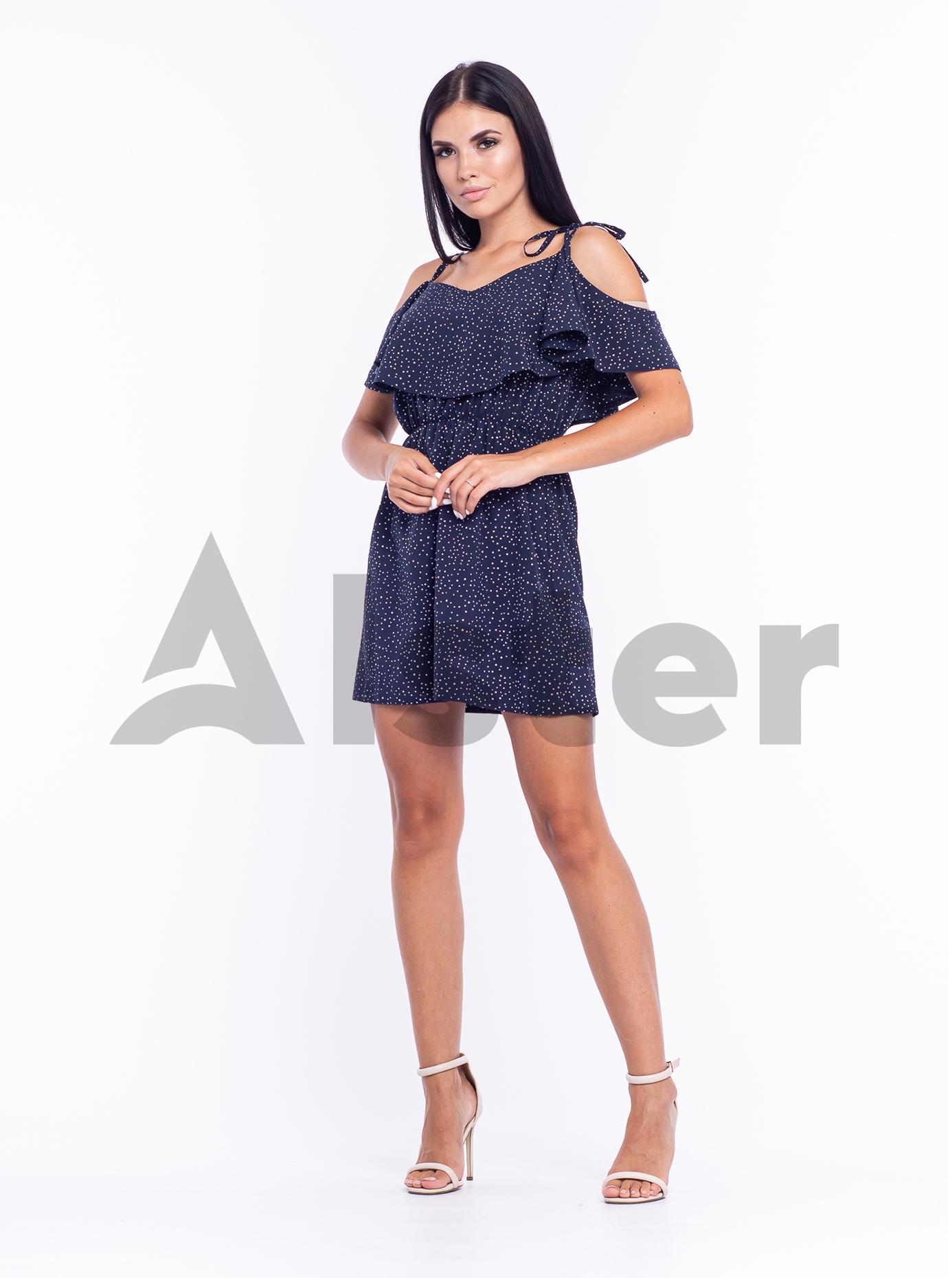 Платье Volan Тёмно синий 42 (04-8987968): фото - Alster.ua