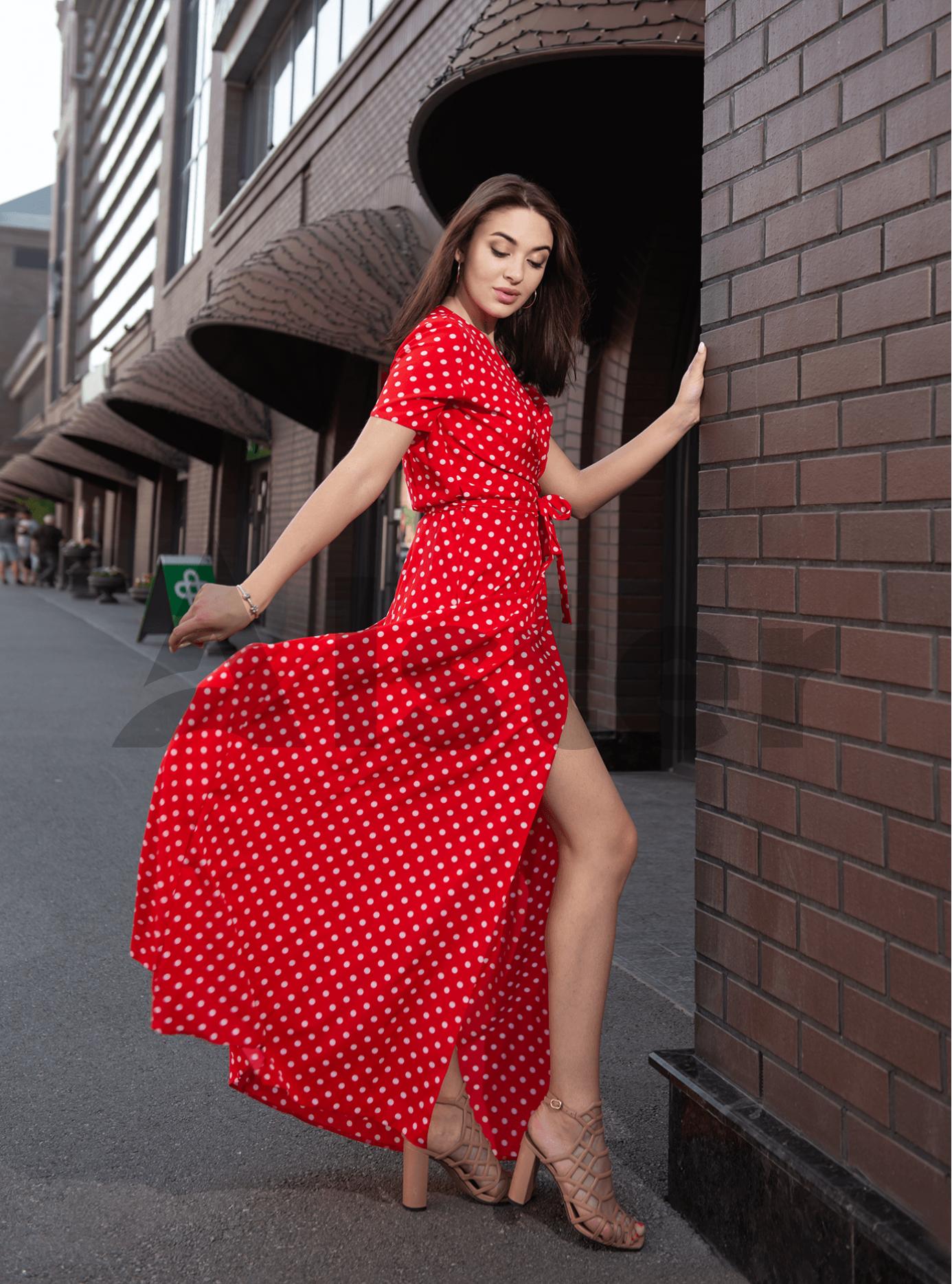 Платье Ruta Красный S-M (04-8987897): фото - Alster.ua