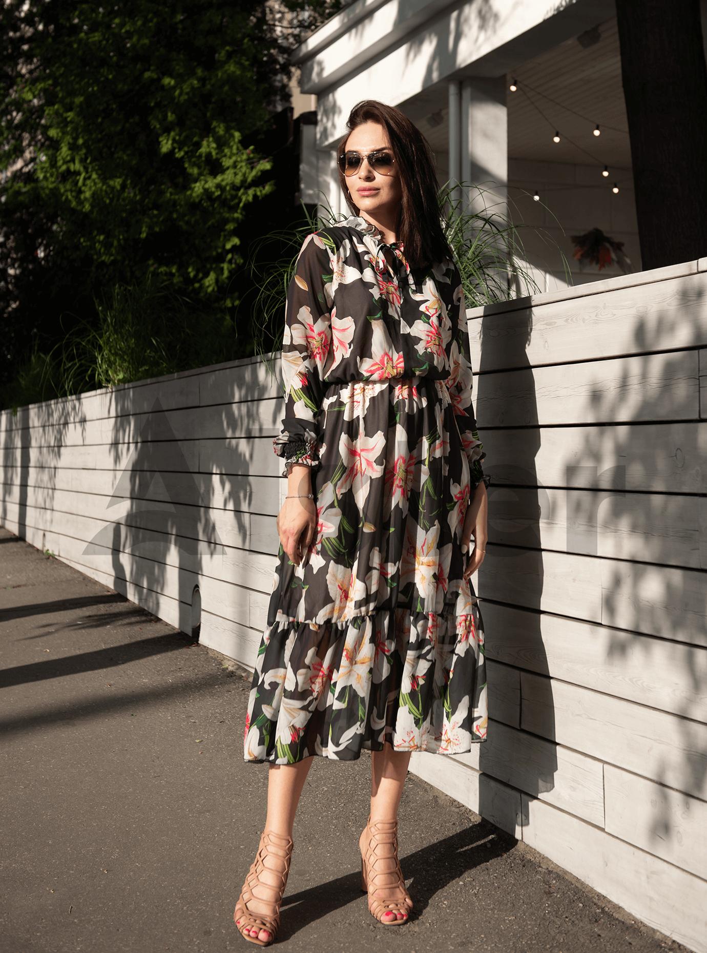 Платье Shifon long Лилия S (04-8987905): фото - Alster.ua