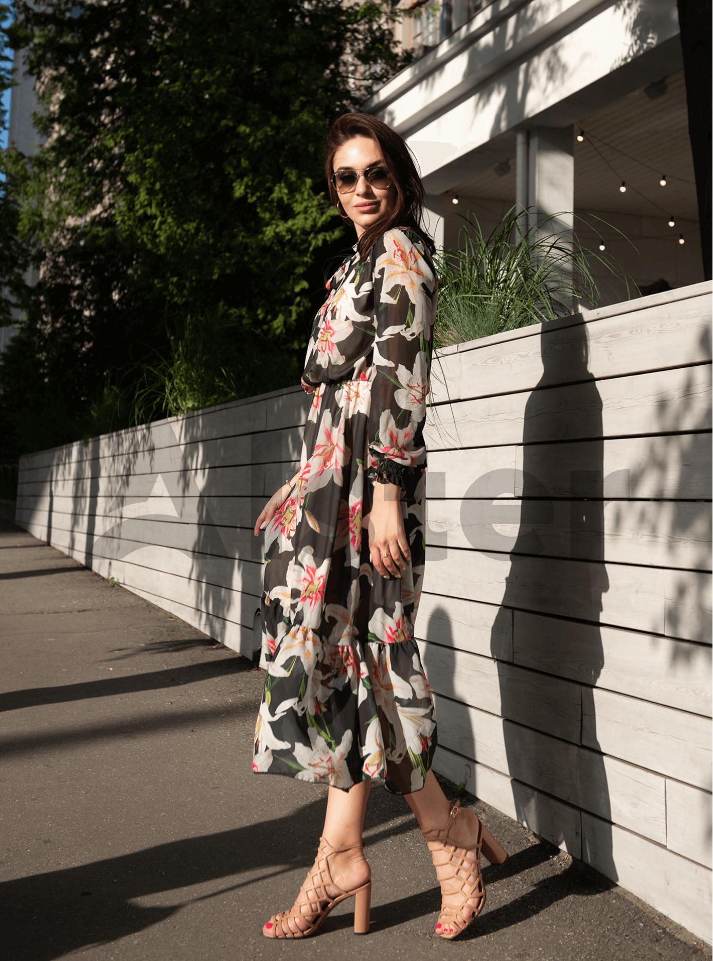 Платье Shifon long Лилия M (04-8987906): фото - Alster.ua