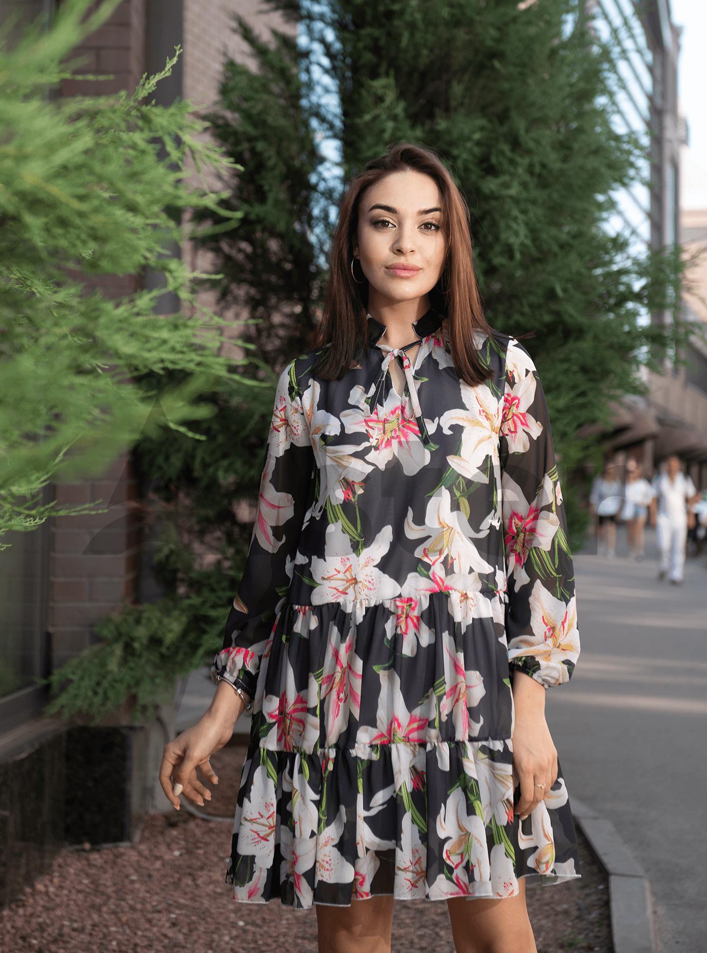 Платье Shifon short Лилия M (04-8987910): фото - Alster.ua
